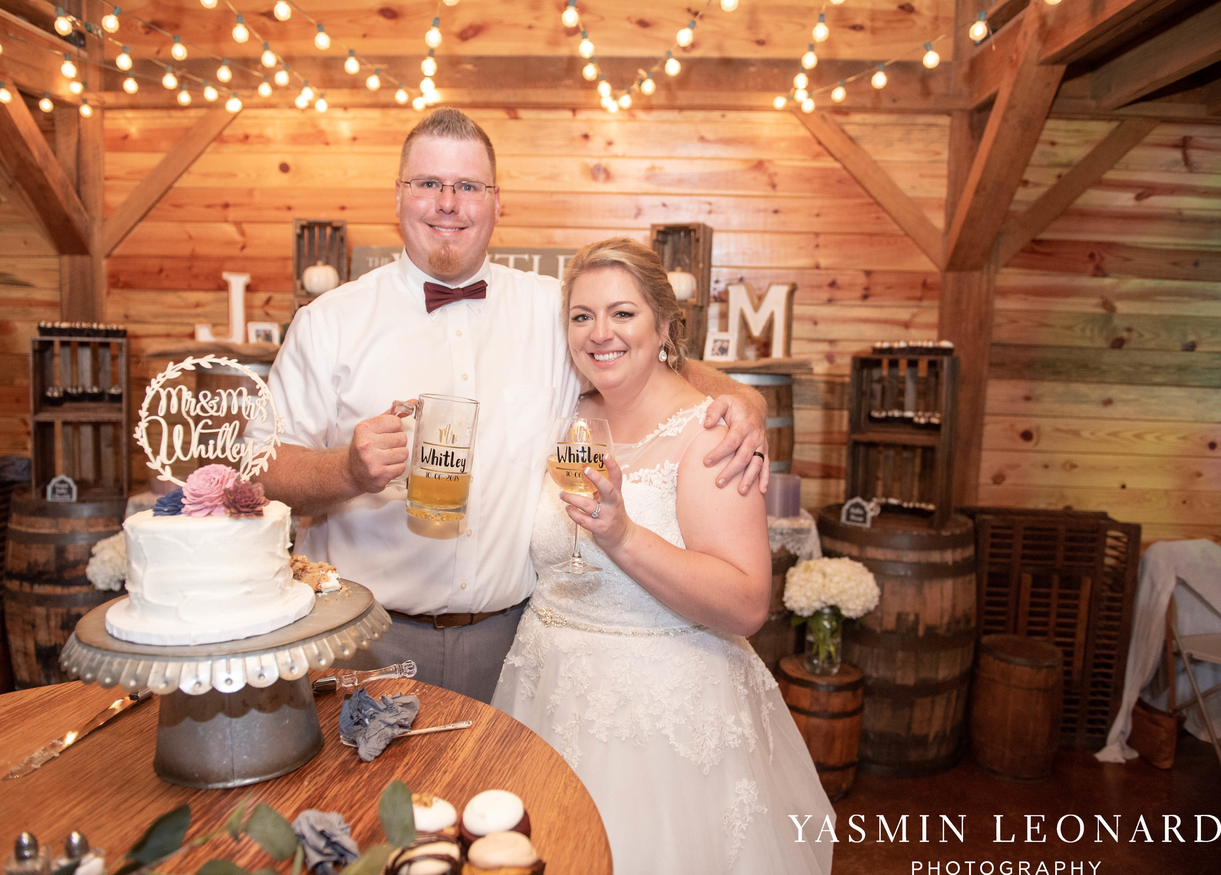 Danner Farms - NC Wedding Venues - NC Barns - Statesville NC - NC Wedding Photographer - High Point Wedding Photographer - Yasmin Leonard Photography-76.jpg