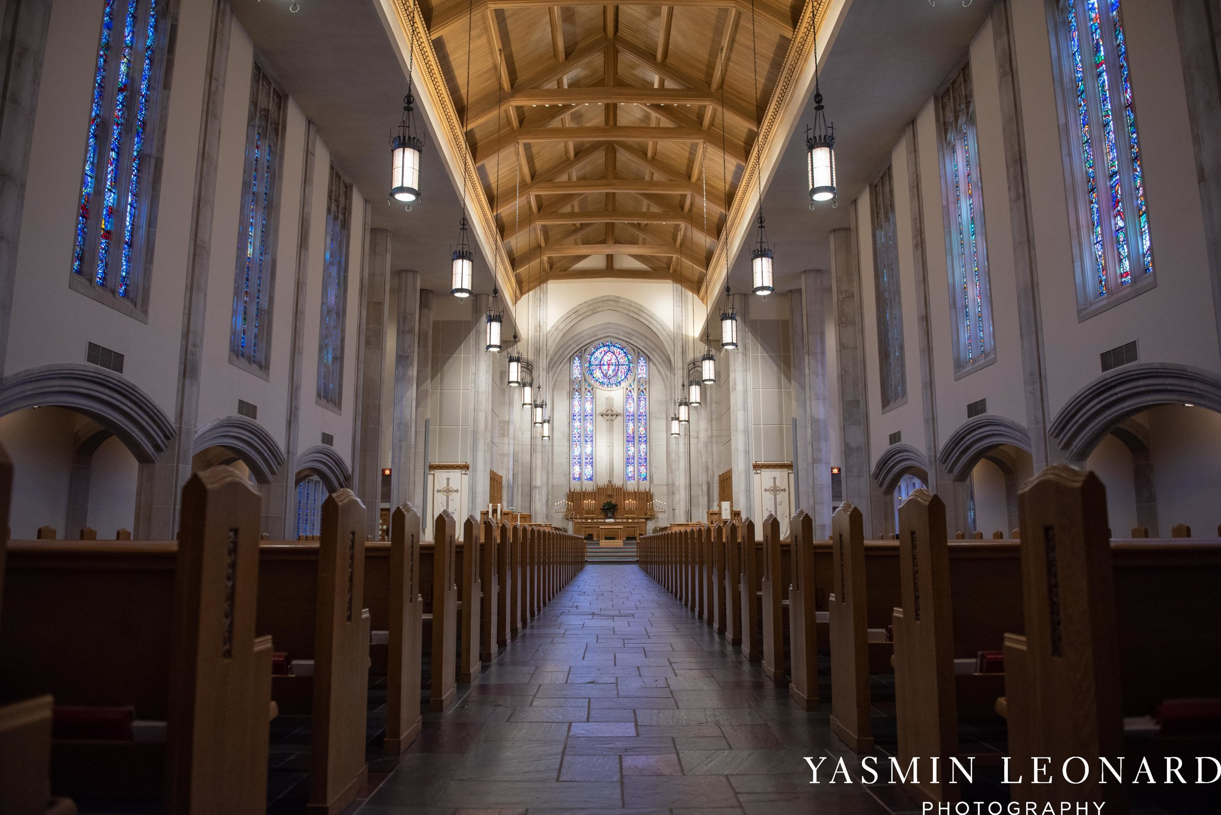 Wesley Memorial United Methodist Church - Old Homeplace Winery - High Point Weddings - High Point Wedding Photographer - NC Weddings - NC Barn Venue - Yasmin Leonard Photography-2.jpg