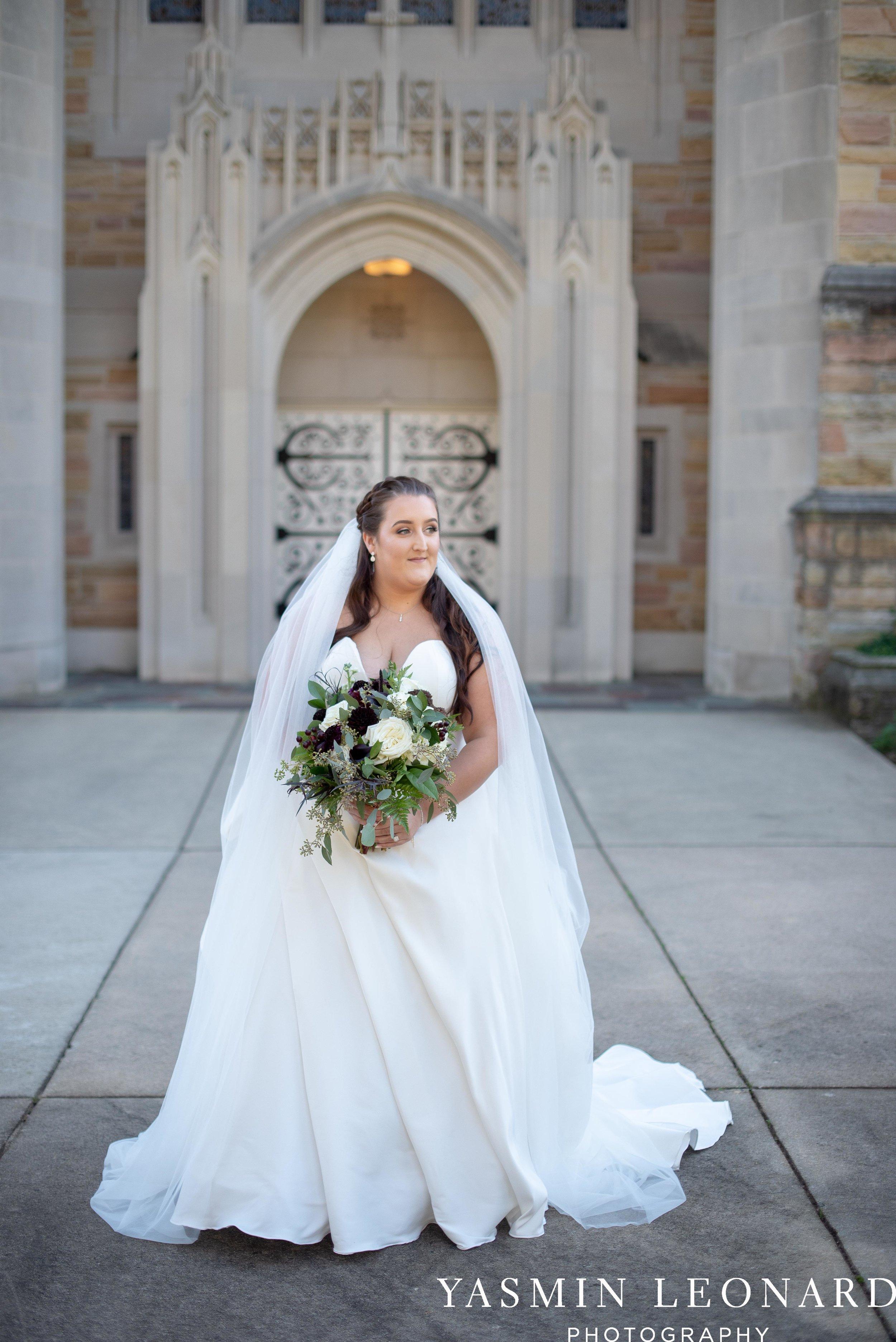 Wesley Memorial United Methodist Church - Old Homeplace Winery - High Point Weddings - High Point Wedding Photographer - NC Weddings - NC Barn Venue - Yasmin Leonard Photography-4.jpg