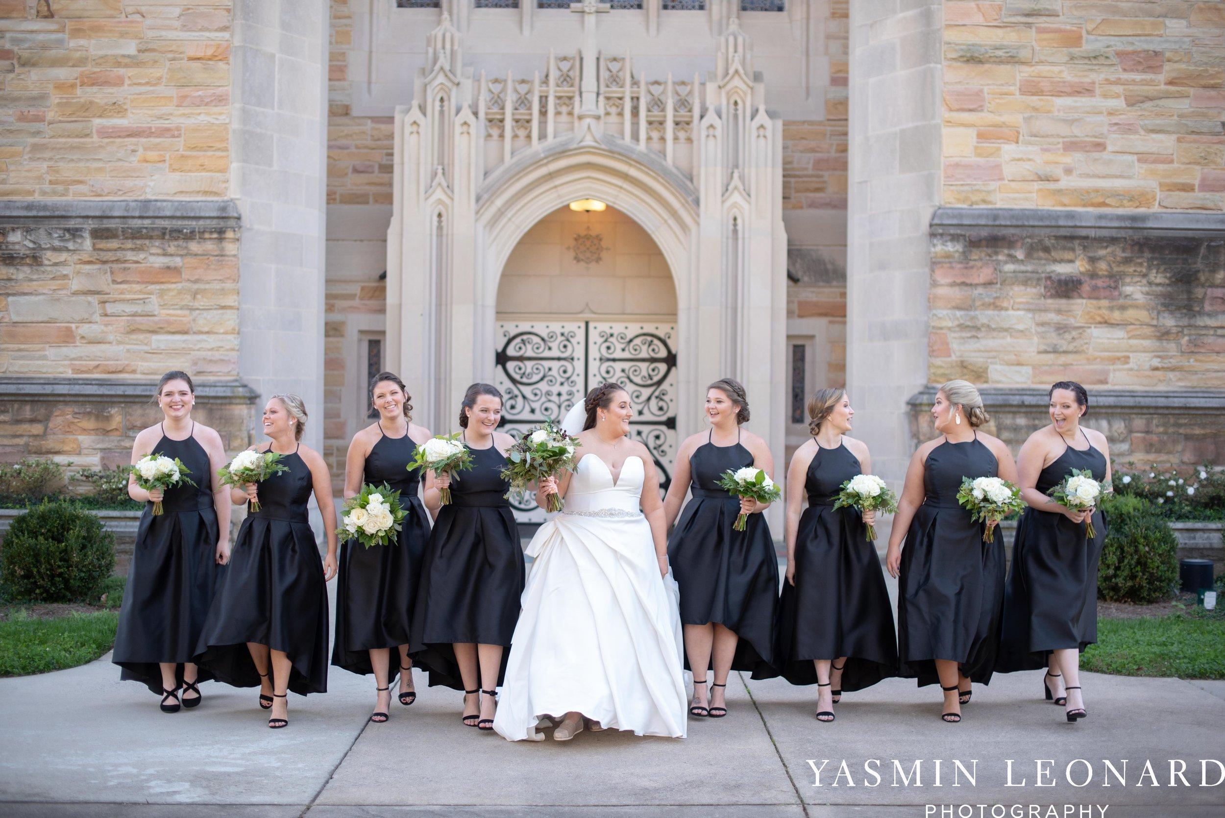 Wesley Memorial United Methodist Church - Old Homeplace Winery - High Point Weddings - High Point Wedding Photographer - NC Weddings - NC Barn Venue - Yasmin Leonard Photography-5.jpg