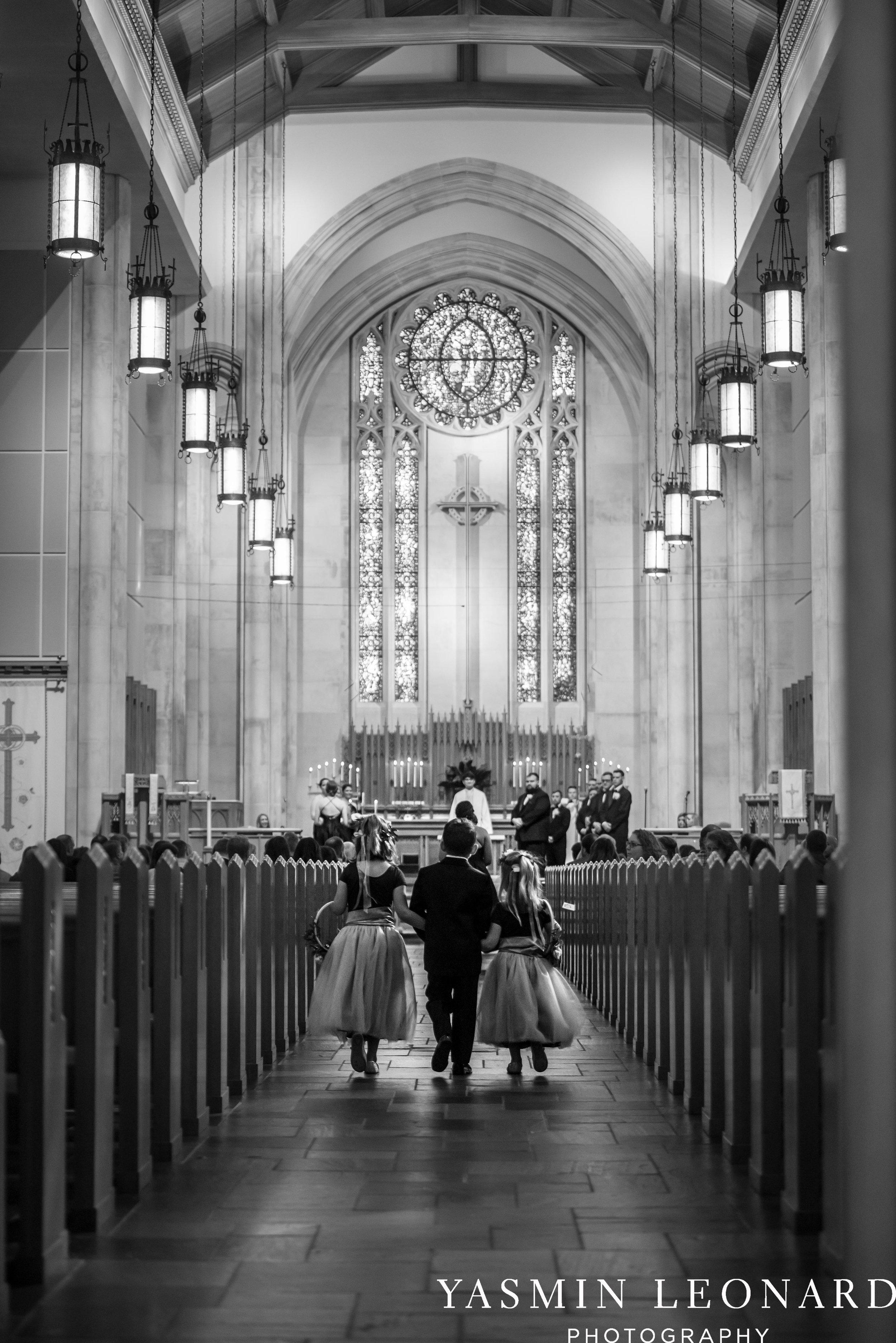 Wesley Memorial United Methodist Church - Old Homeplace Winery - High Point Weddings - High Point Wedding Photographer - NC Weddings - NC Barn Venue - Yasmin Leonard Photography-12.jpg
