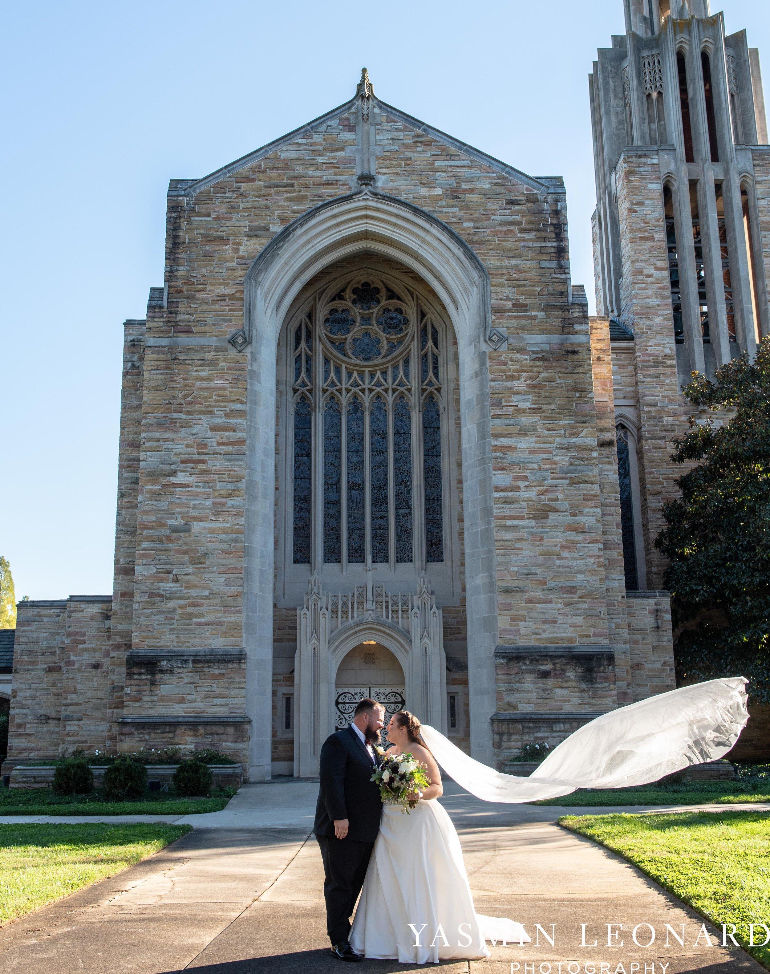 Wesley Memorial United Methodist Church - Old Homeplace Winery - High Point Weddings - High Point Wedding Photographer - NC Weddings - NC Barn Venue - Yasmin Leonard Photography-32.jpg
