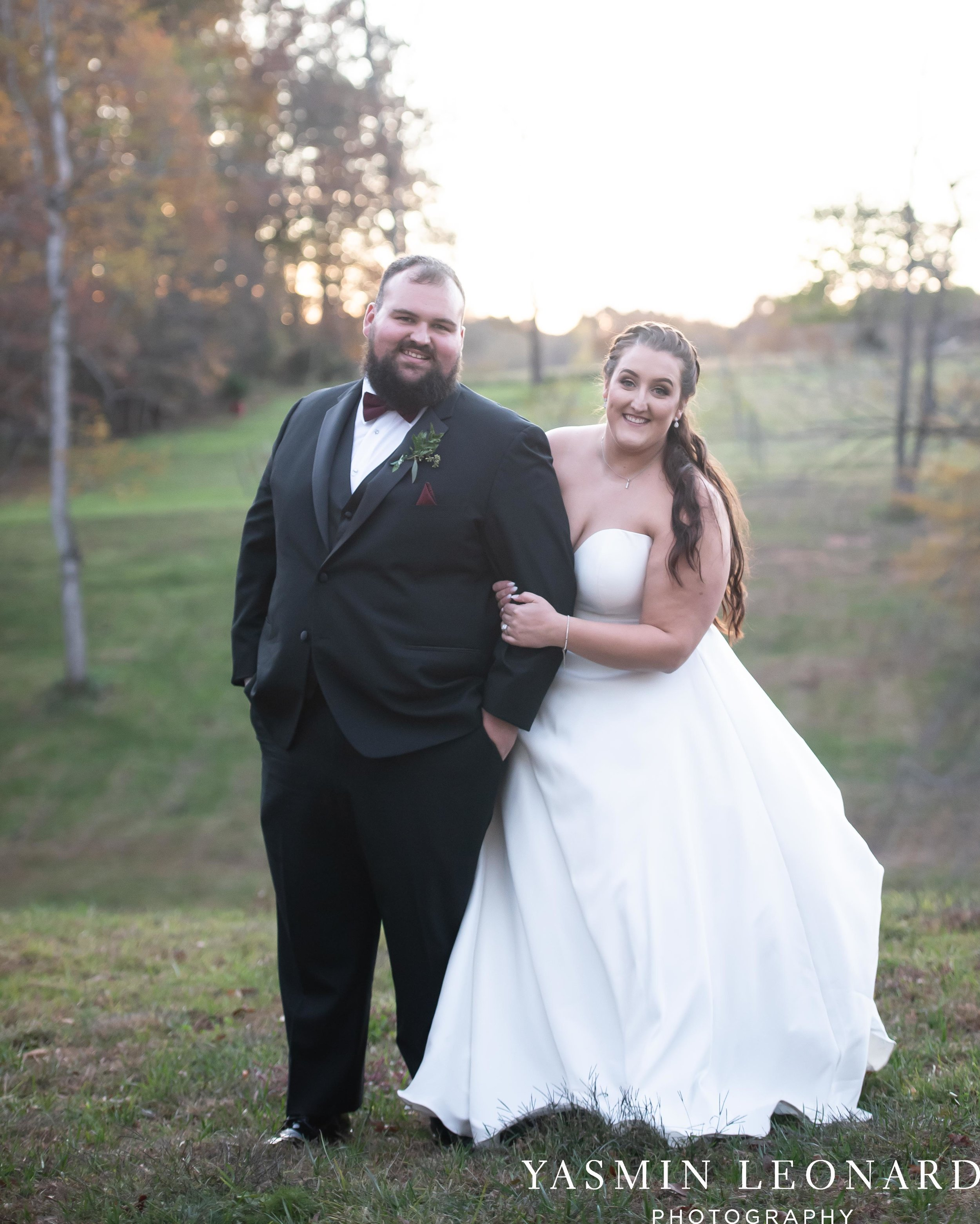 Wesley Memorial United Methodist Church - Old Homeplace Winery - High Point Weddings - High Point Wedding Photographer - NC Weddings - NC Barn Venue - Yasmin Leonard Photography-62.jpg