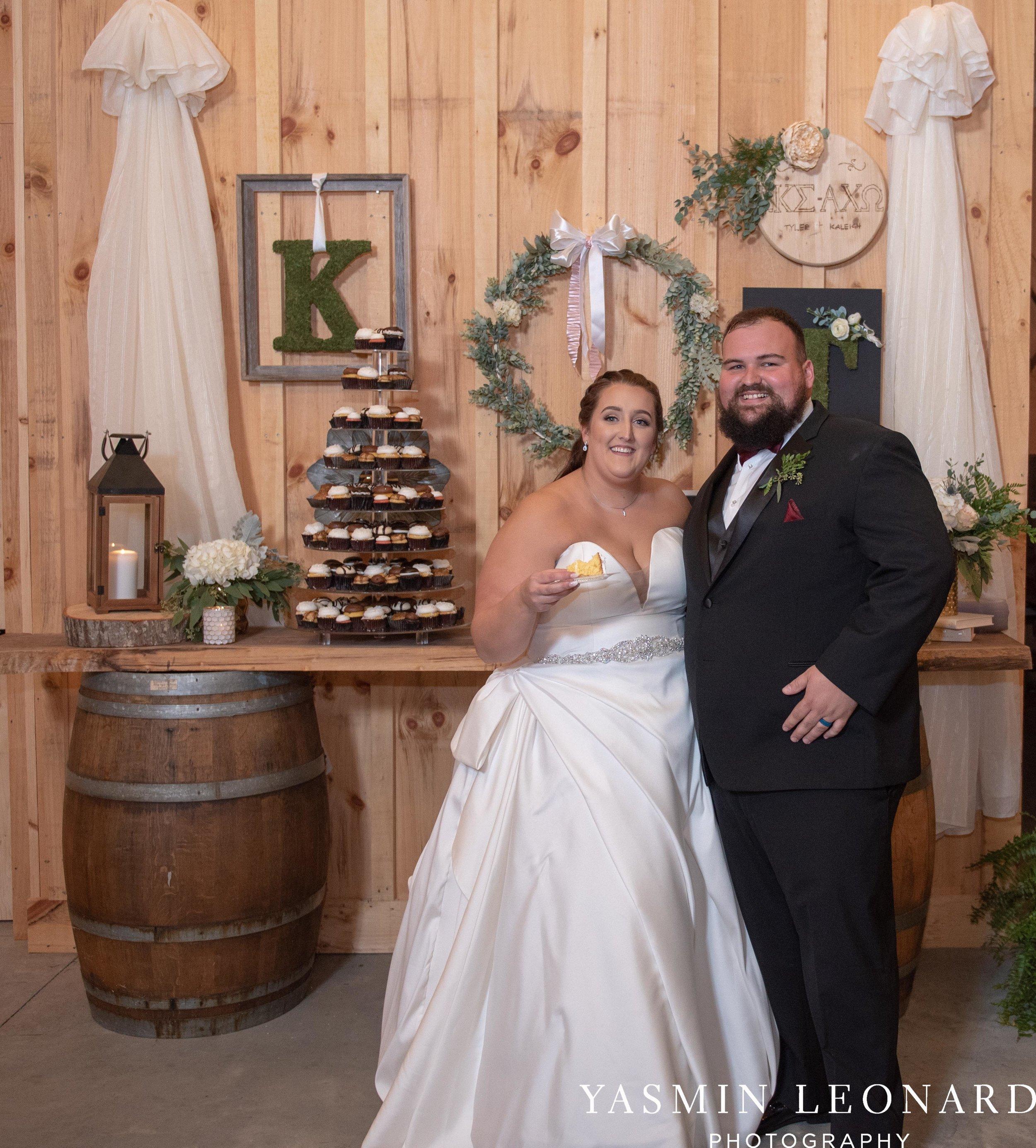 Wesley Memorial United Methodist Church - Old Homeplace Winery - High Point Weddings - High Point Wedding Photographer - NC Weddings - NC Barn Venue - Yasmin Leonard Photography-70.jpg