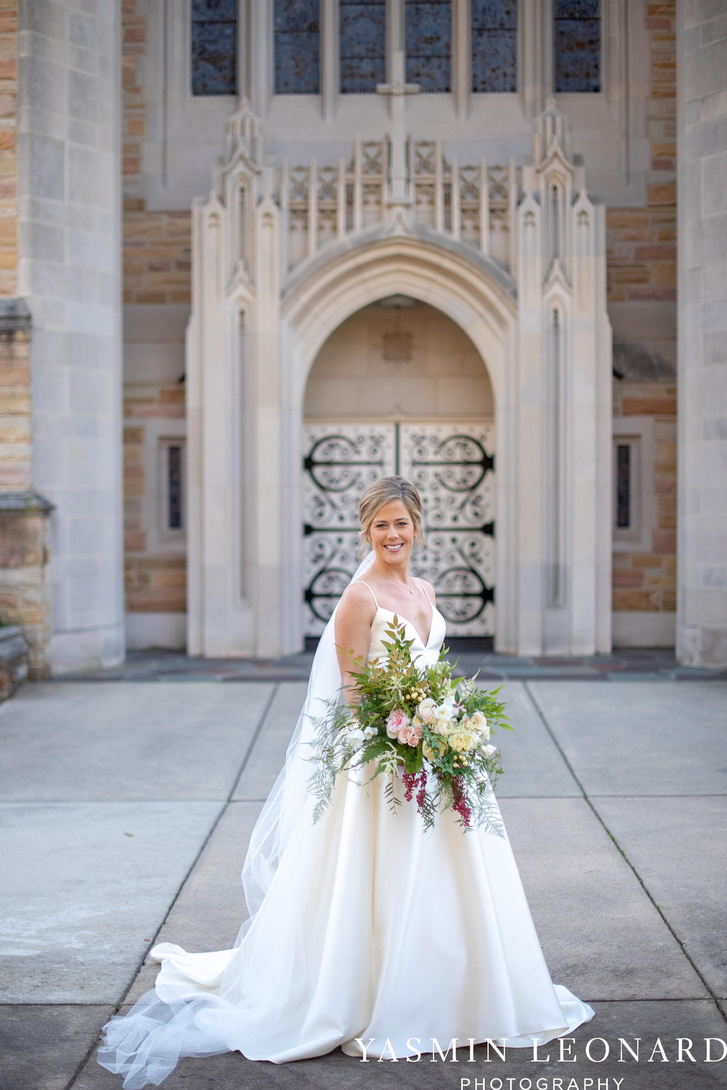 Wesley Memorial United Methodist Church - EmeryWood - High Point Weddings - High Point Wedding Photographer - NC Wedding Photographer - Yasmin Leonard Photography-9.jpg