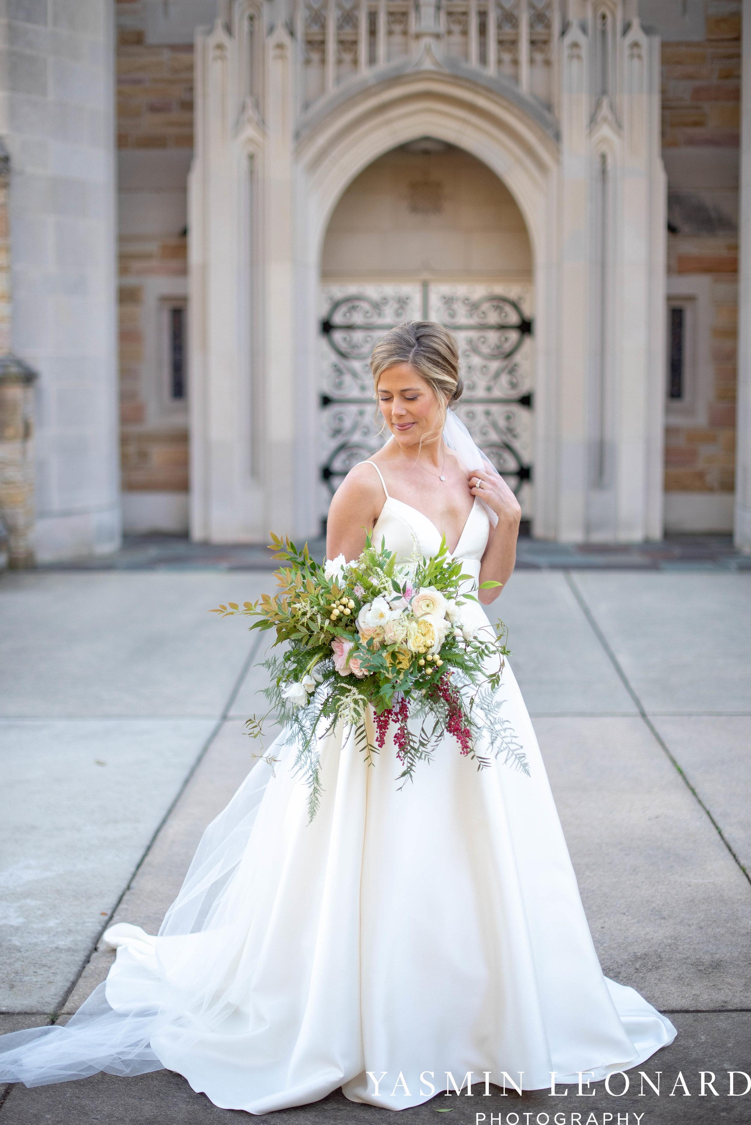 Wesley Memorial United Methodist Church - EmeryWood - High Point Weddings - High Point Wedding Photographer - NC Wedding Photographer - Yasmin Leonard Photography-11.jpg