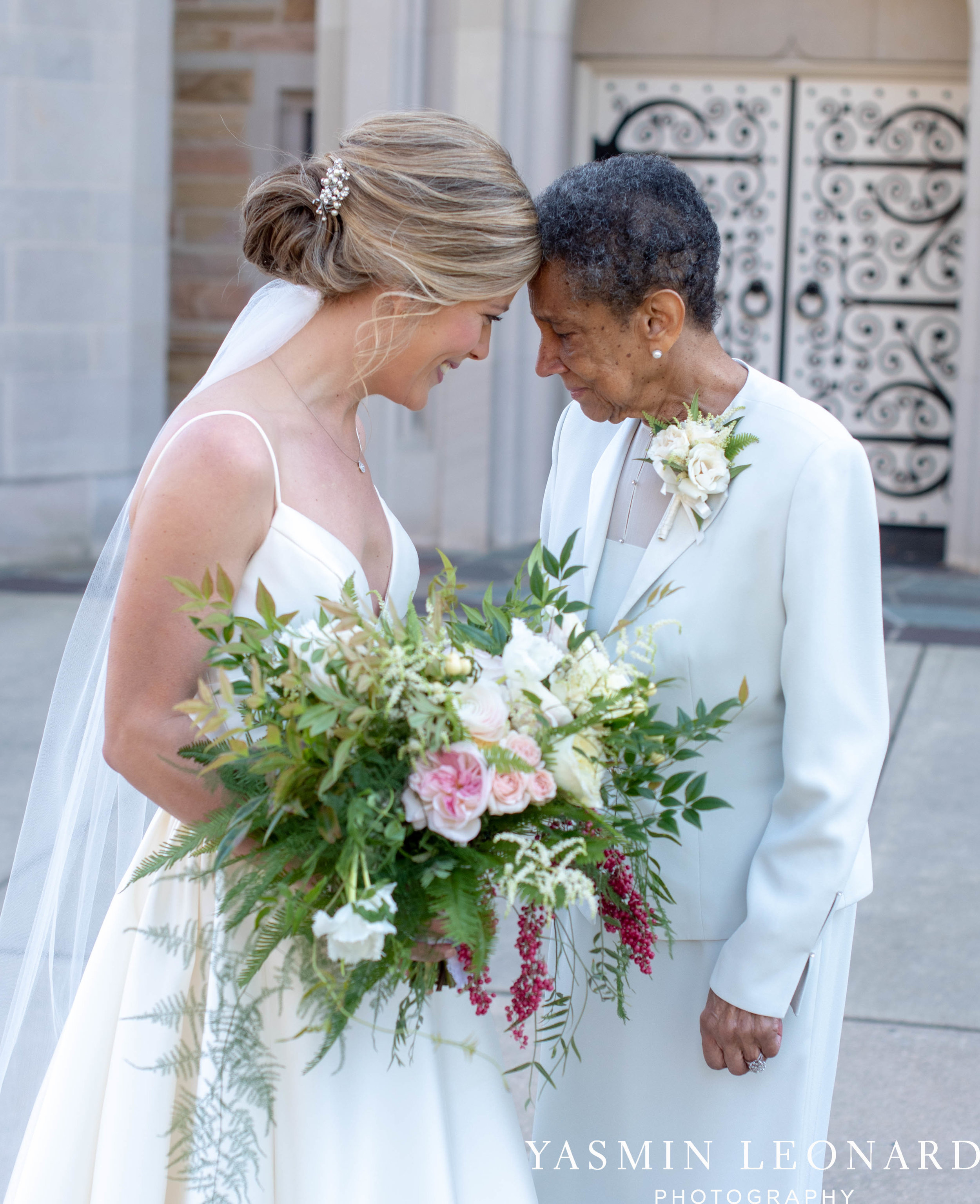 Wesley Memorial United Methodist Church - EmeryWood - High Point Weddings - High Point Wedding Photographer - NC Wedding Photographer - Yasmin Leonard Photography-16.jpg