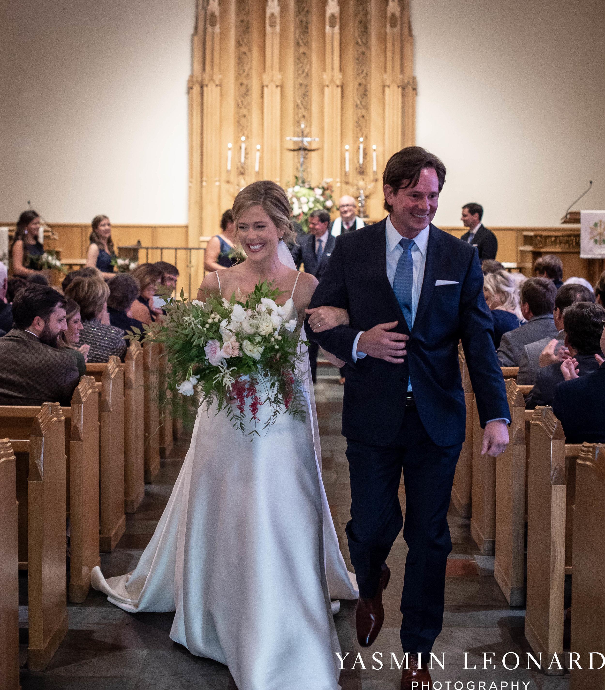 Wesley Memorial United Methodist Church - EmeryWood - High Point Weddings - High Point Wedding Photographer - NC Wedding Photographer - Yasmin Leonard Photography-29.jpg