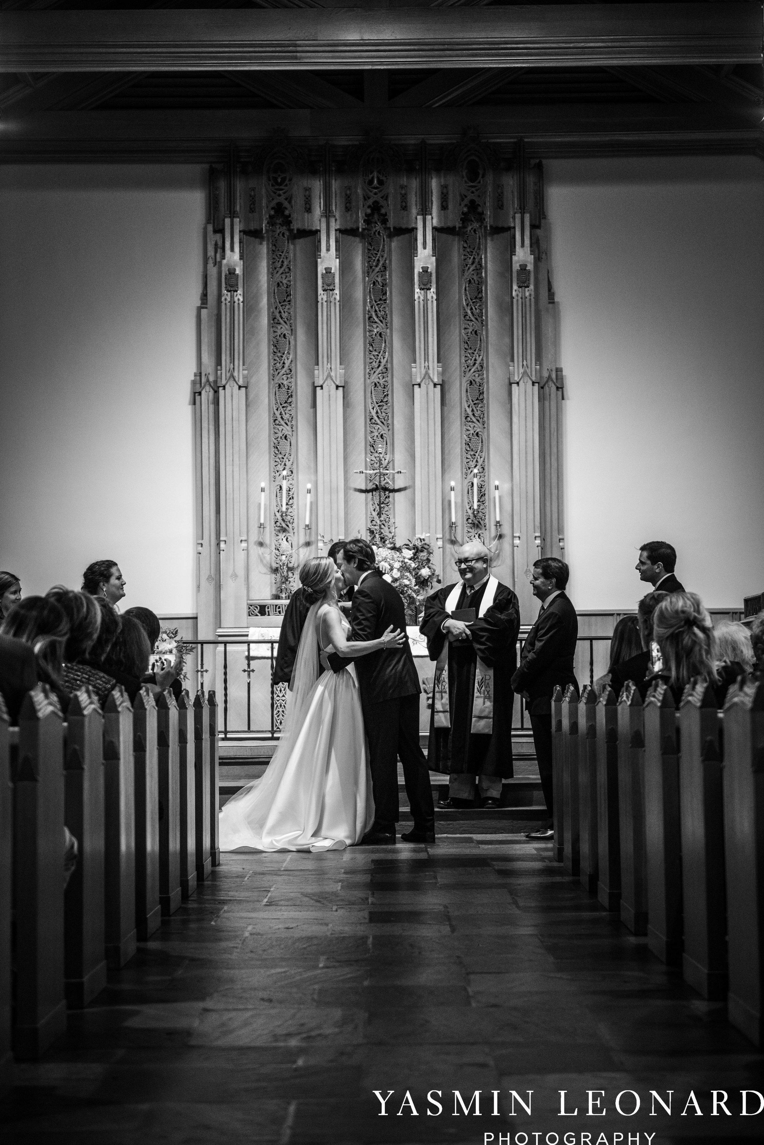 Wesley Memorial United Methodist Church - EmeryWood - High Point Weddings - High Point Wedding Photographer - NC Wedding Photographer - Yasmin Leonard Photography-28.jpg