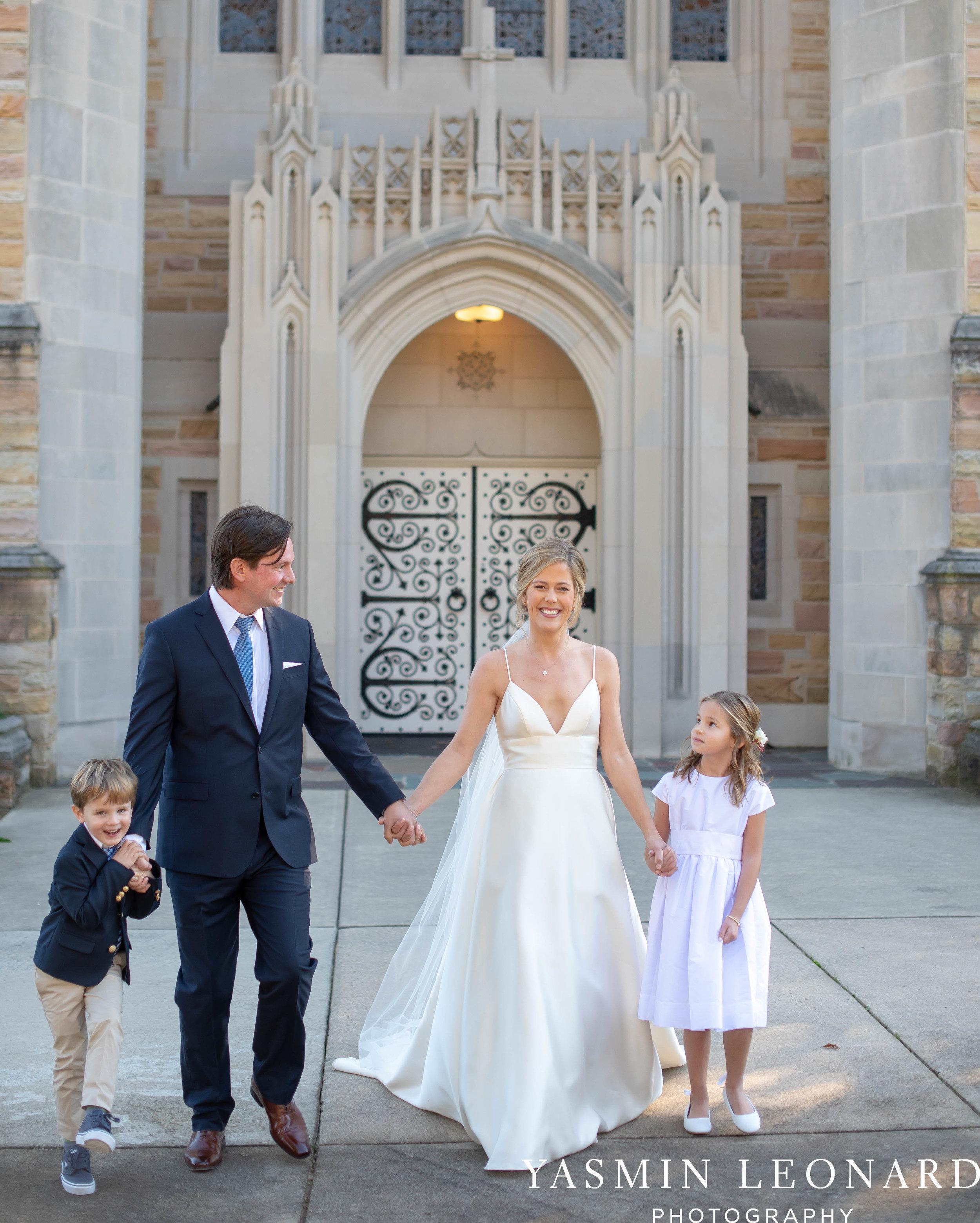 Wesley Memorial United Methodist Church - EmeryWood - High Point Weddings - High Point Wedding Photographer - NC Wedding Photographer - Yasmin Leonard Photography-33.jpg