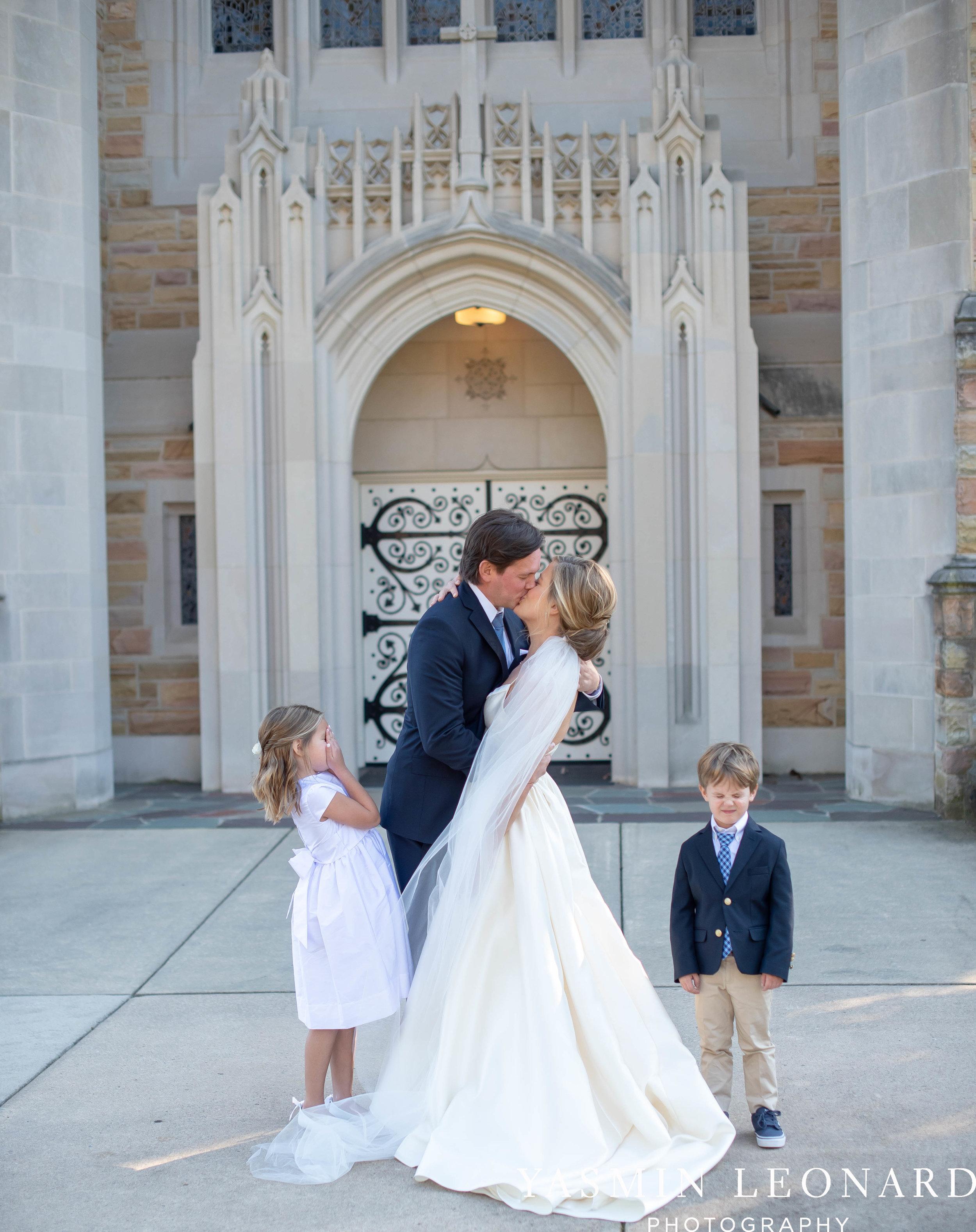 Wesley Memorial United Methodist Church - EmeryWood - High Point Weddings - High Point Wedding Photographer - NC Wedding Photographer - Yasmin Leonard Photography-34.jpg