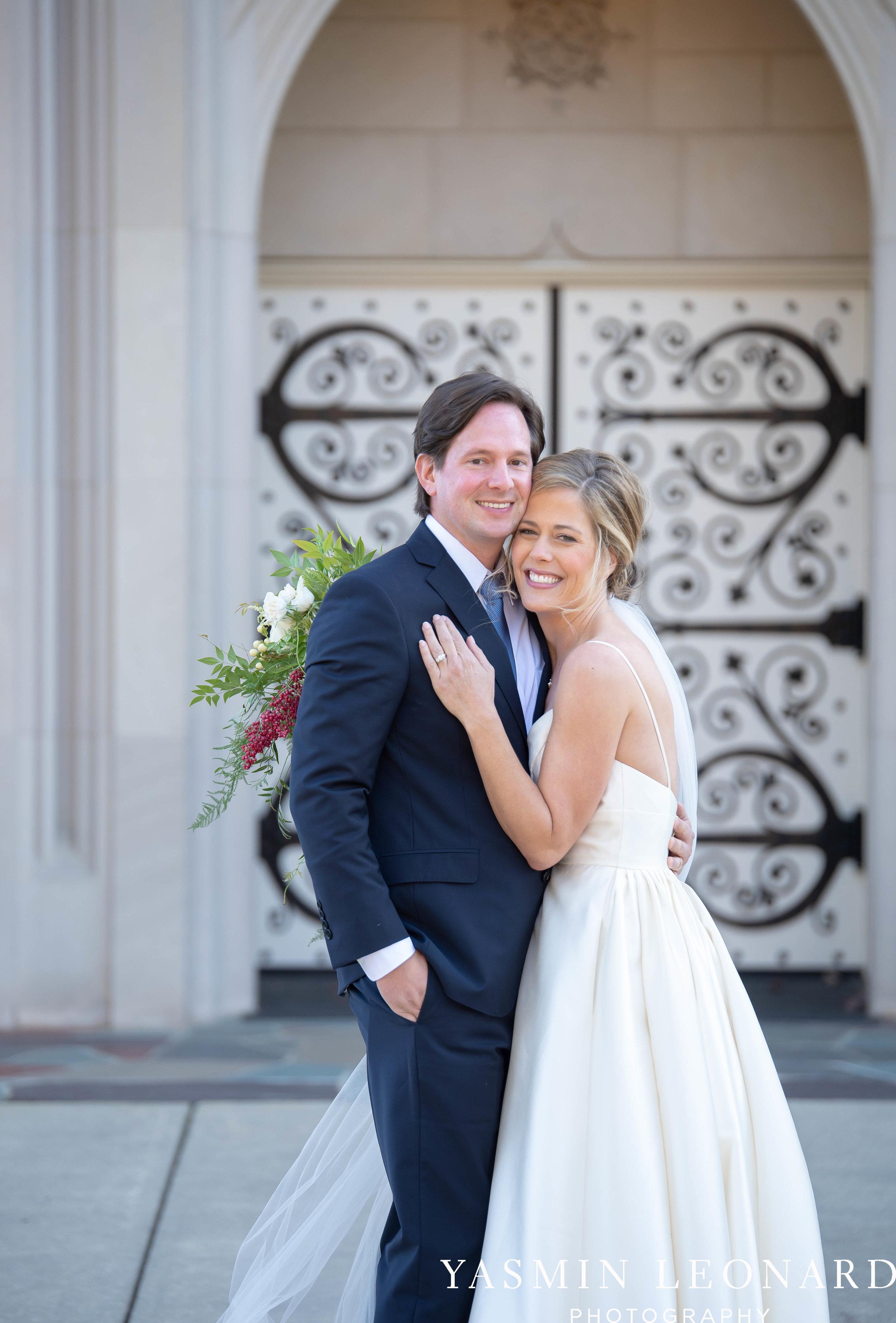 Wesley Memorial United Methodist Church - EmeryWood - High Point Weddings - High Point Wedding Photographer - NC Wedding Photographer - Yasmin Leonard Photography-35.jpg