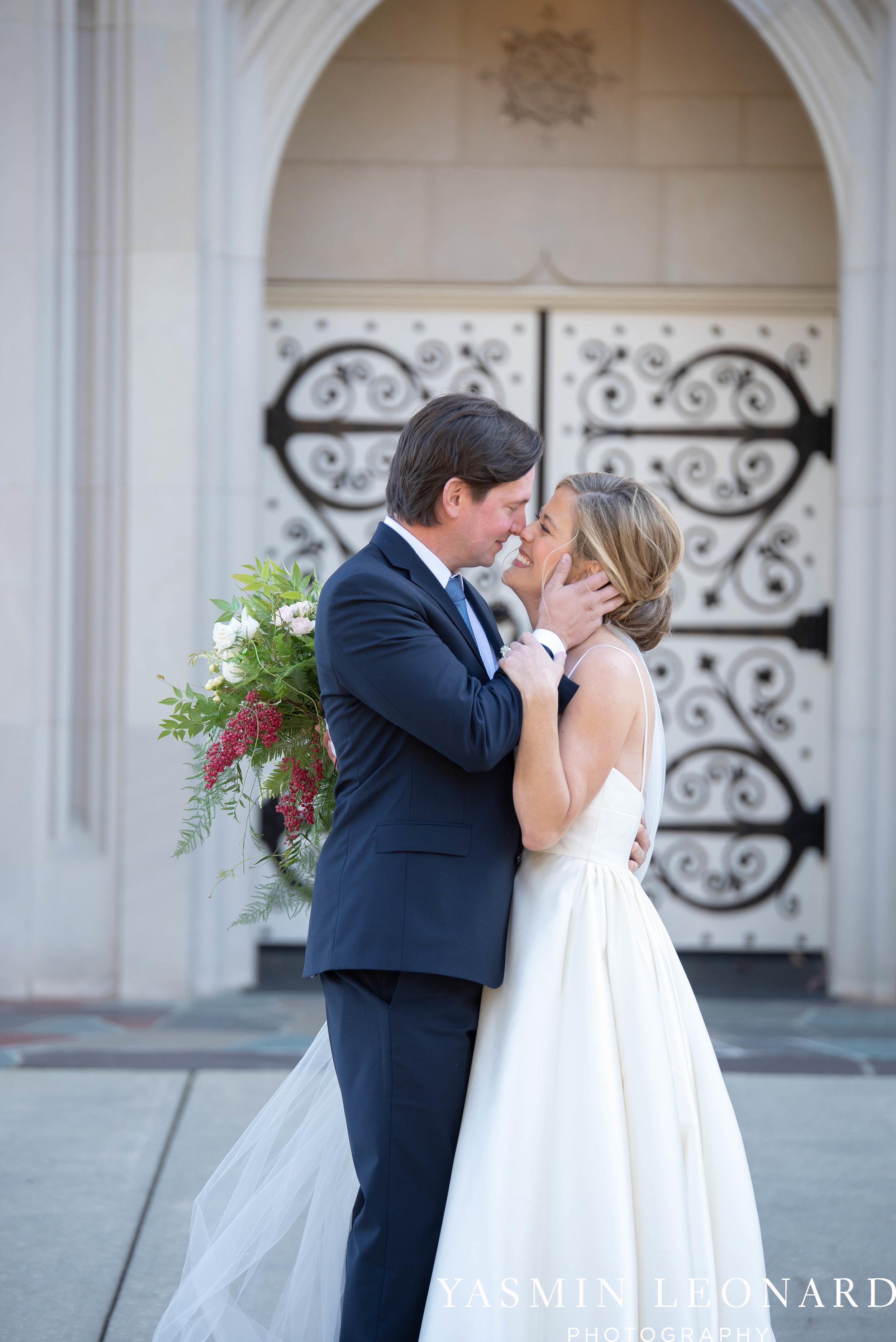 Wesley Memorial United Methodist Church - EmeryWood - High Point Weddings - High Point Wedding Photographer - NC Wedding Photographer - Yasmin Leonard Photography-36.jpg