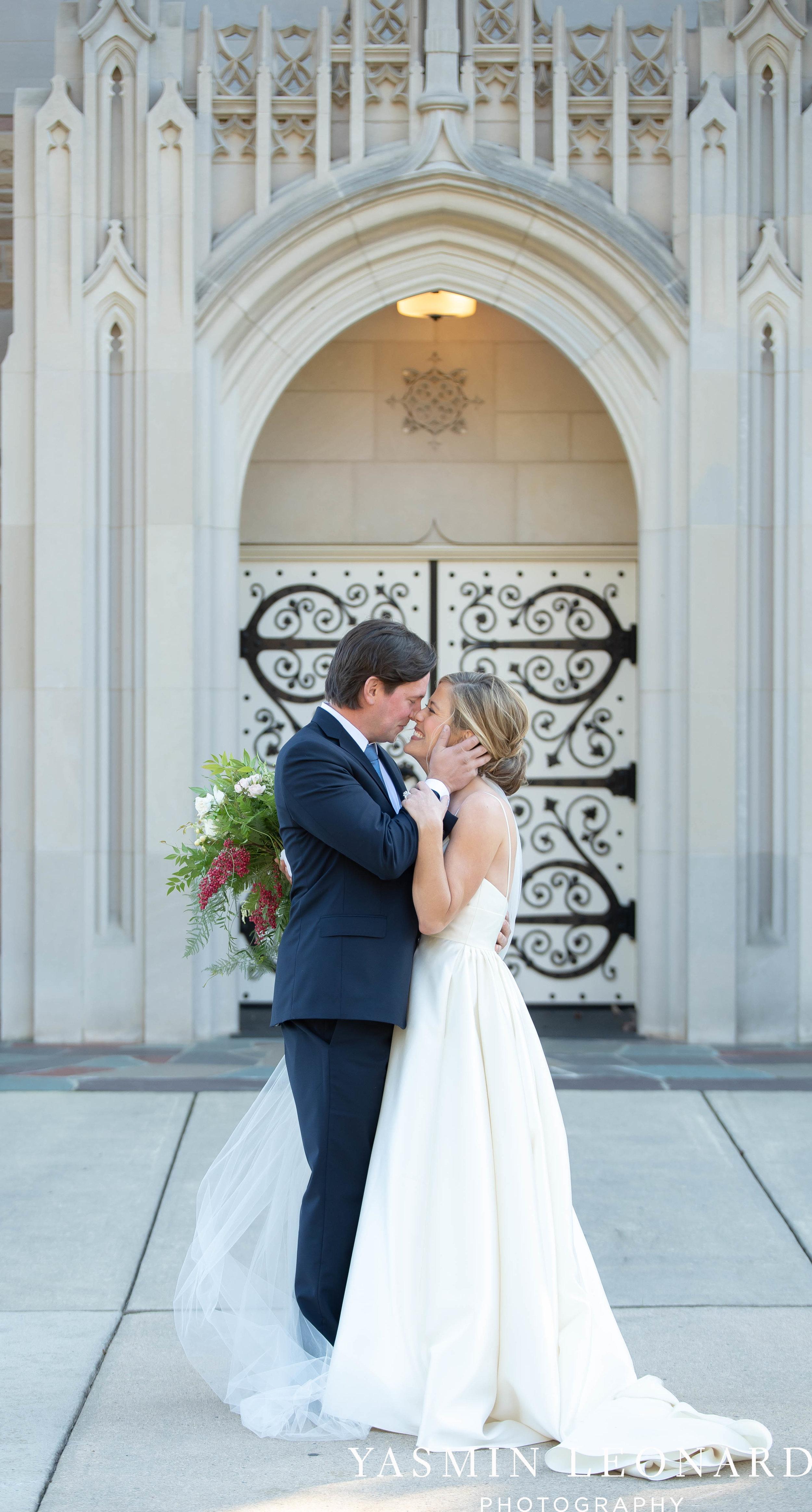 Wesley Memorial United Methodist Church - EmeryWood - High Point Weddings - High Point Wedding Photographer - NC Wedding Photographer - Yasmin Leonard Photography-37.jpg