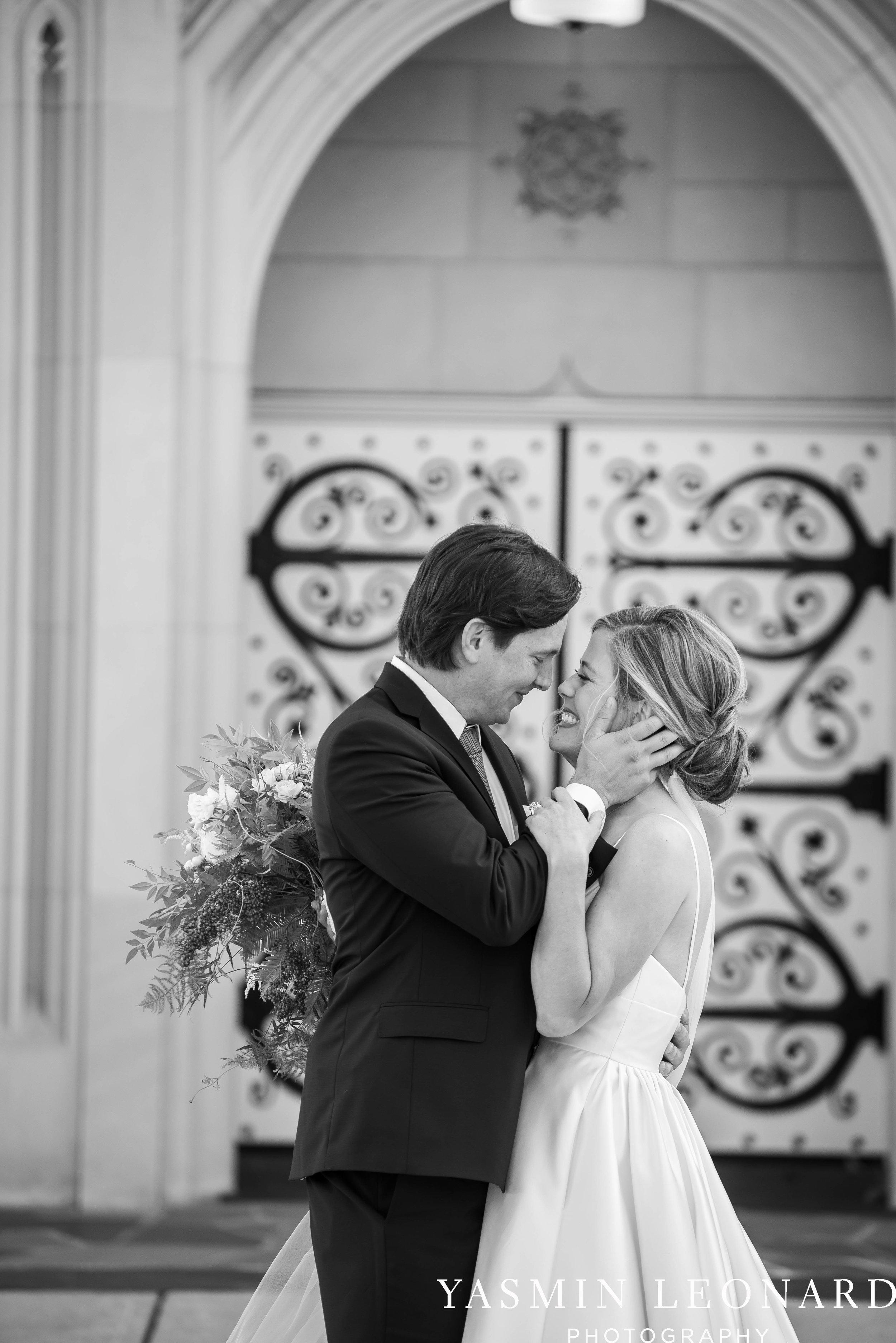 Wesley Memorial United Methodist Church - EmeryWood - High Point Weddings - High Point Wedding Photographer - NC Wedding Photographer - Yasmin Leonard Photography-38.jpg