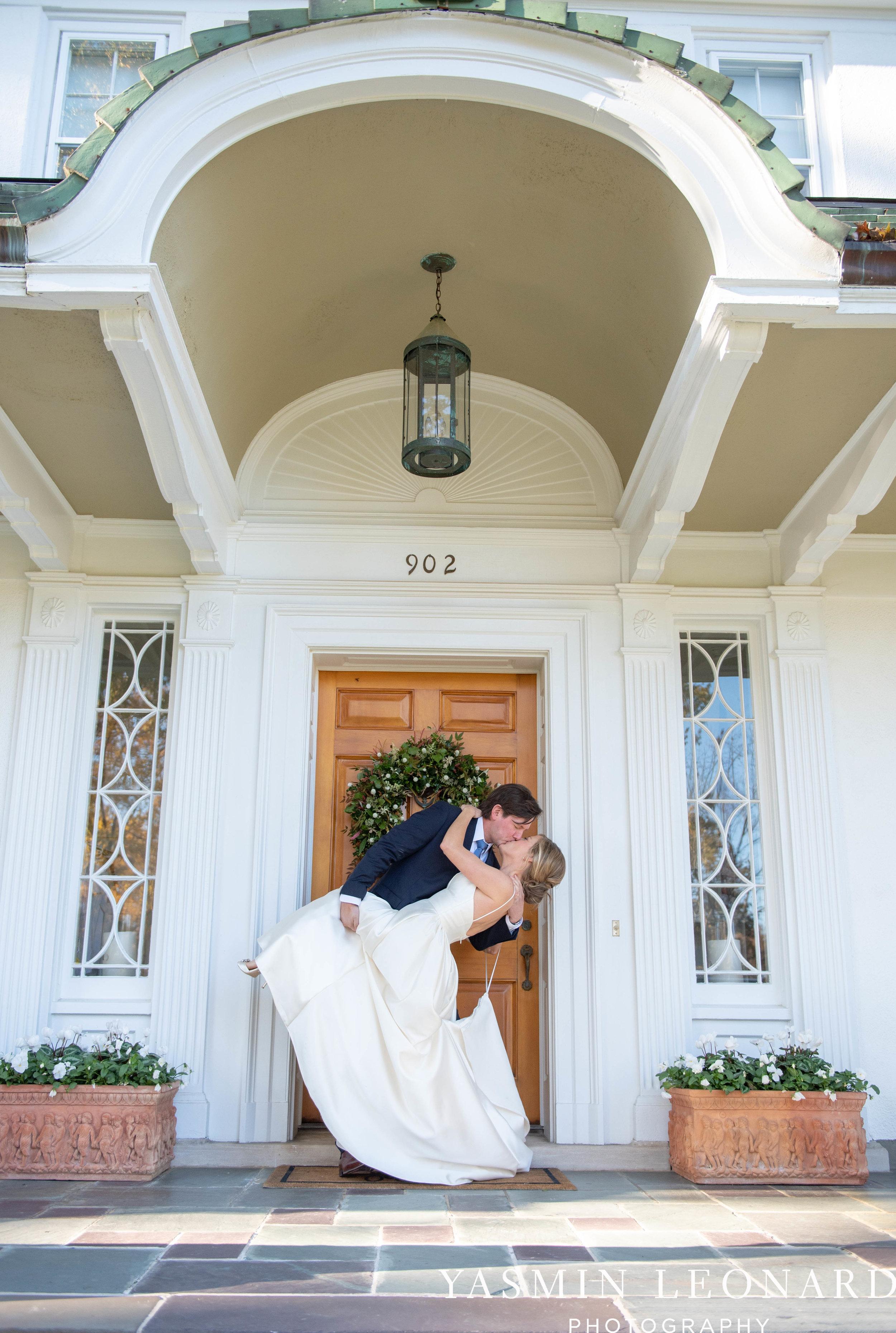Wesley Memorial United Methodist Church - EmeryWood - High Point Weddings - High Point Wedding Photographer - NC Wedding Photographer - Yasmin Leonard Photography-54.jpg