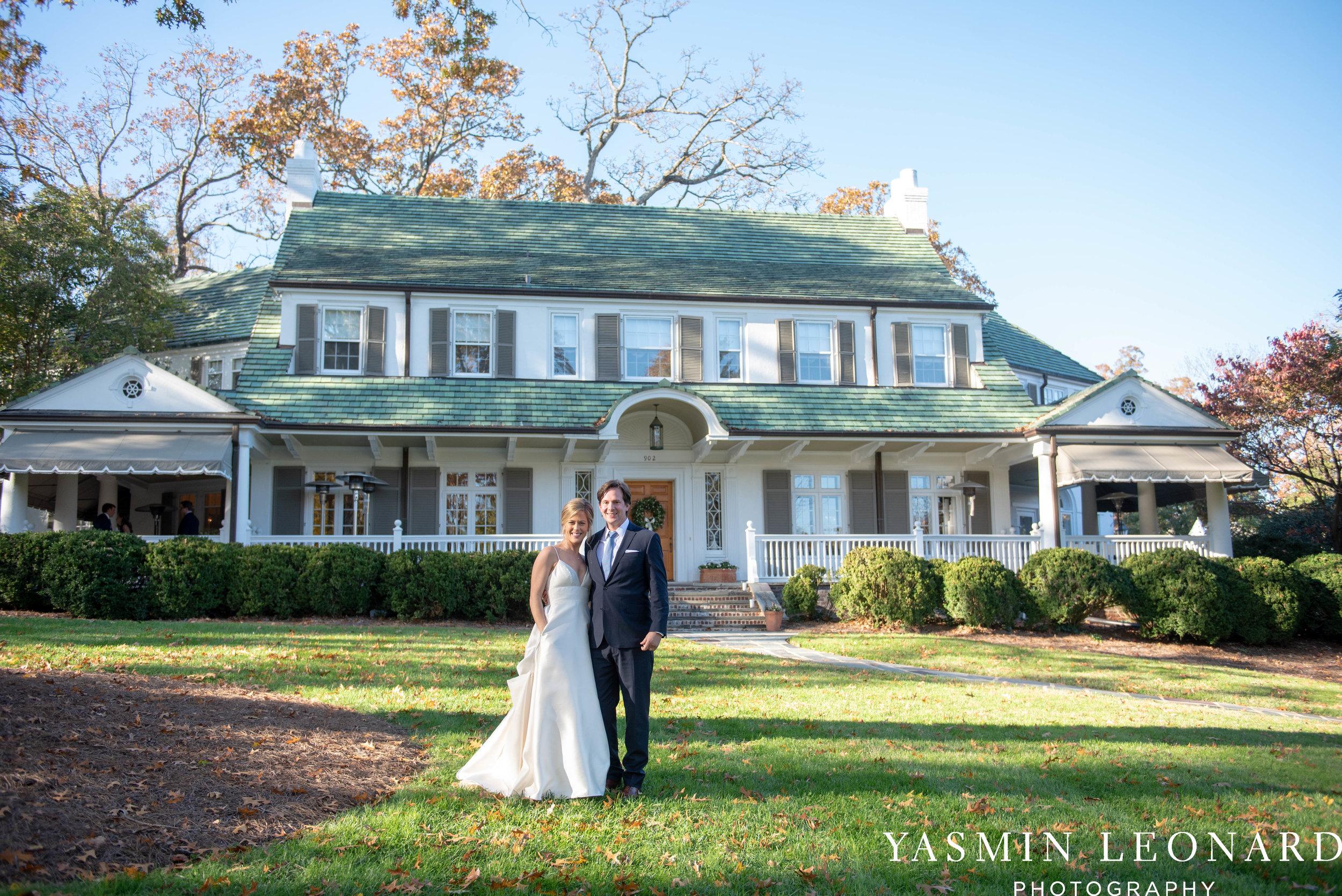 Wesley Memorial United Methodist Church - EmeryWood - High Point Weddings - High Point Wedding Photographer - NC Wedding Photographer - Yasmin Leonard Photography-55.jpg