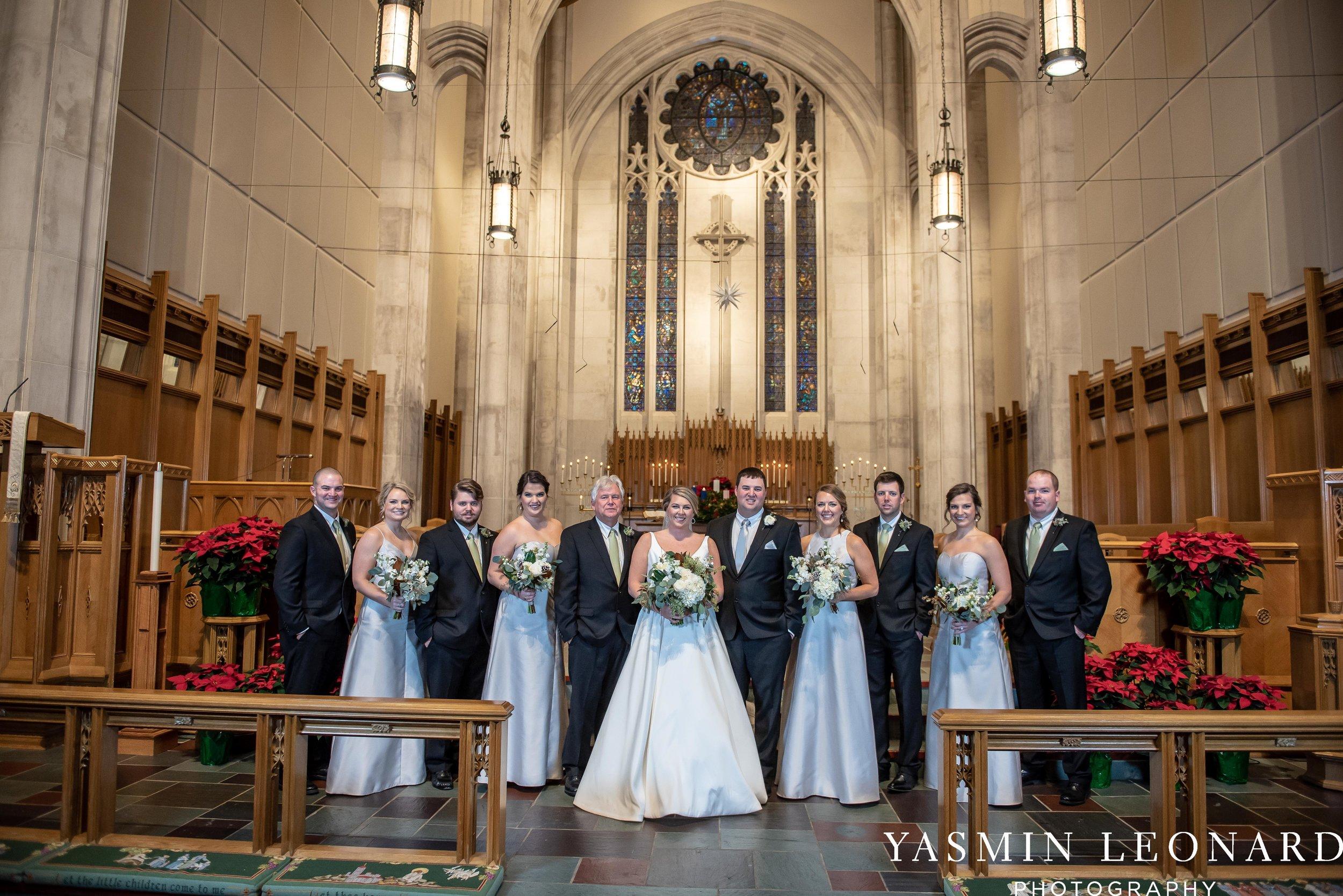 Adaumont Farm - Wesley Memorial Weddings - High Point Weddings - Just Priceless - NC Wedding Photographer - Yasmin Leonard Photography - High Point Wedding Vendors-39.jpg