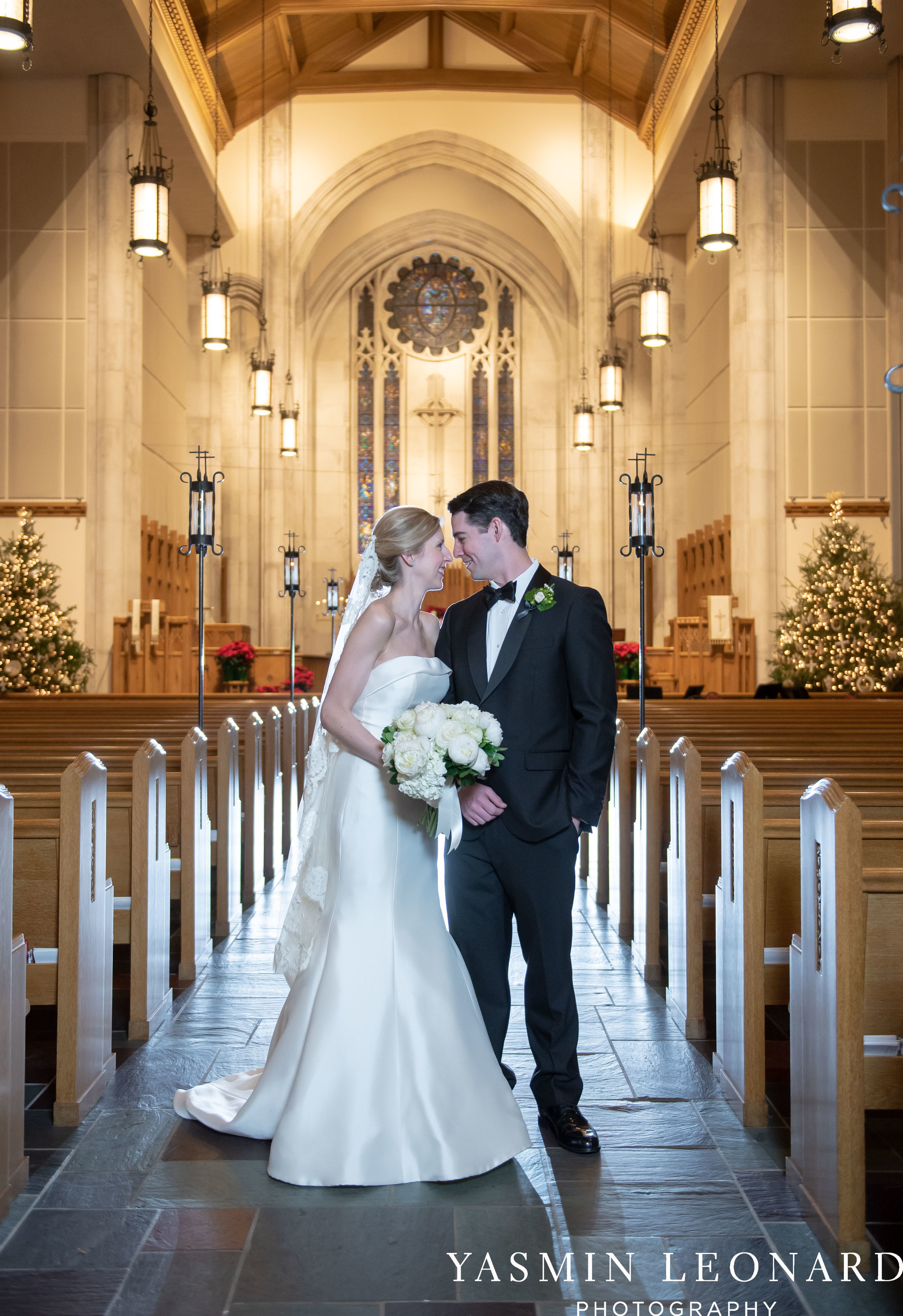 Wesley Memorial UMC - High Point Country Club - Emerywood Country Club - High Point Weddings - High Point Wedding Photographer - Yasmin Leonard Photography-21.jpg