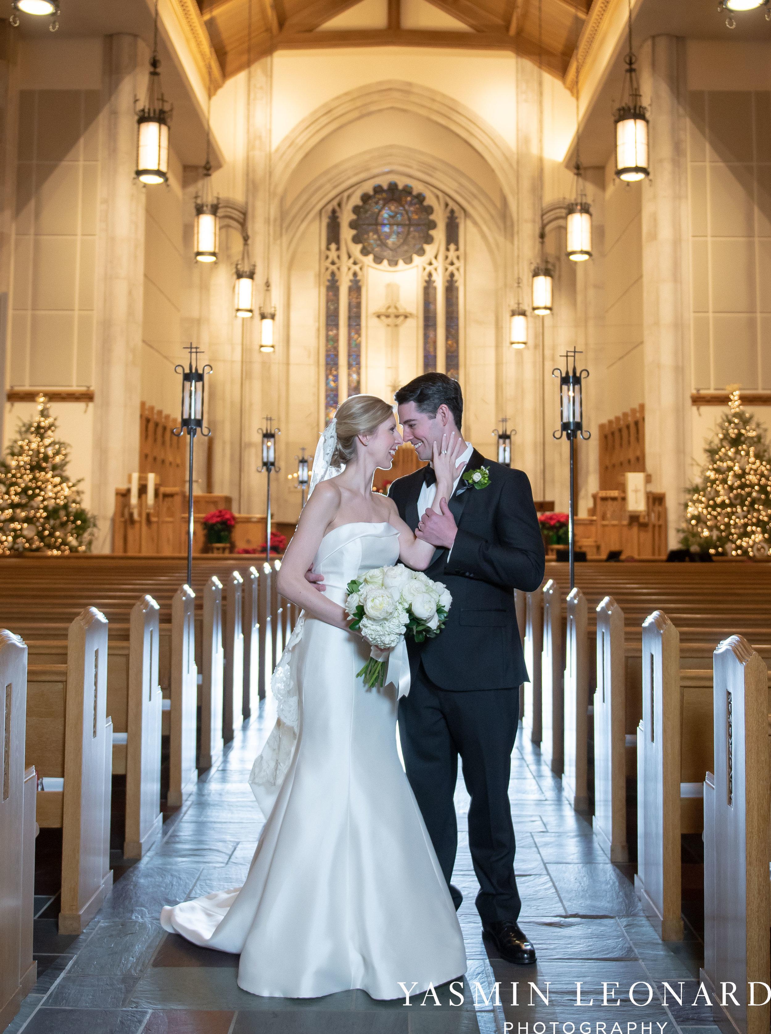 Wesley Memorial UMC - High Point Country Club - Emerywood Country Club - High Point Weddings - High Point Wedding Photographer - Yasmin Leonard Photography-22.jpg