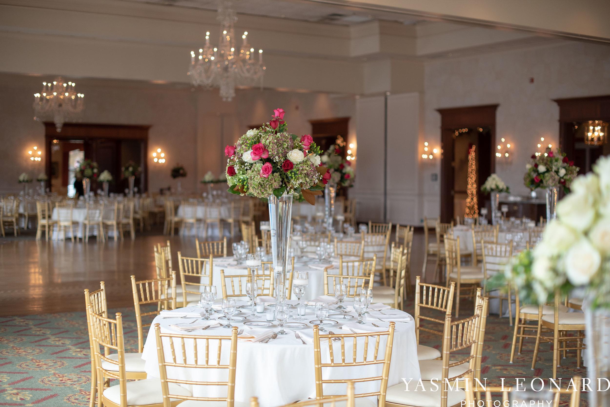 Wesley Memorial UMC - High Point Country Club - Emerywood Country Club - High Point Weddings - High Point Wedding Photographer - Yasmin Leonard Photography-28.jpg