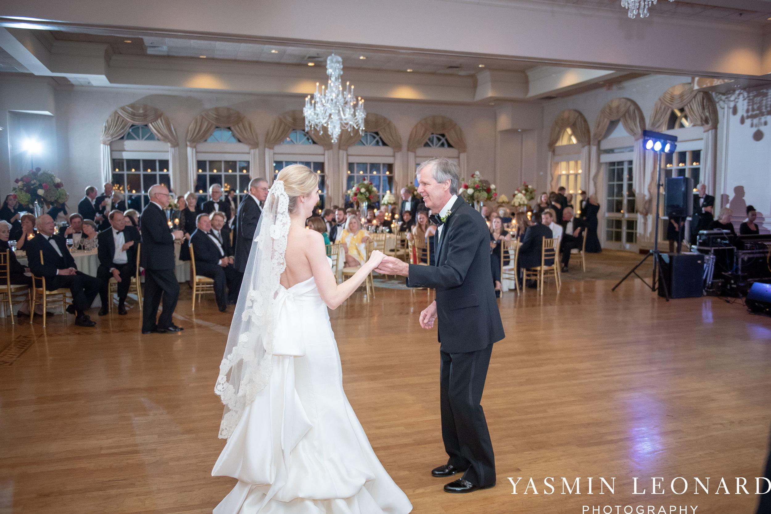 Wesley Memorial UMC - High Point Country Club - Emerywood Country Club - High Point Weddings - High Point Wedding Photographer - Yasmin Leonard Photography-39.jpg