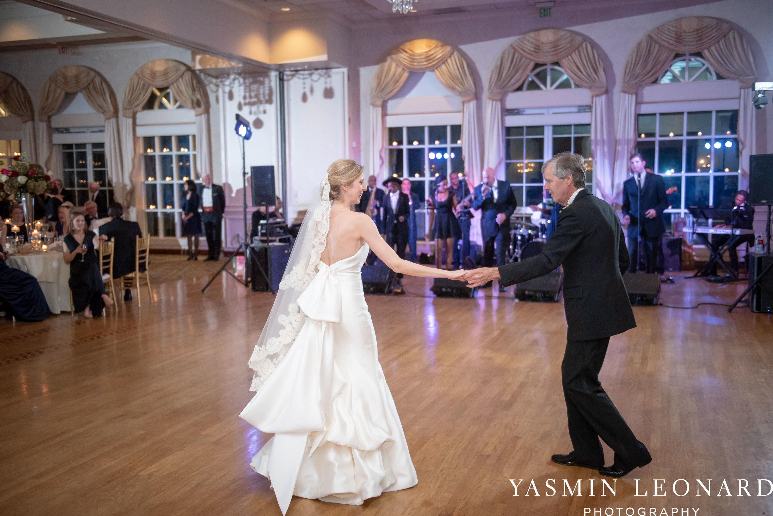 Wesley Memorial UMC - High Point Country Club - Emerywood Country Club - High Point Weddings - High Point Wedding Photographer - Yasmin Leonard Photography-40.jpg