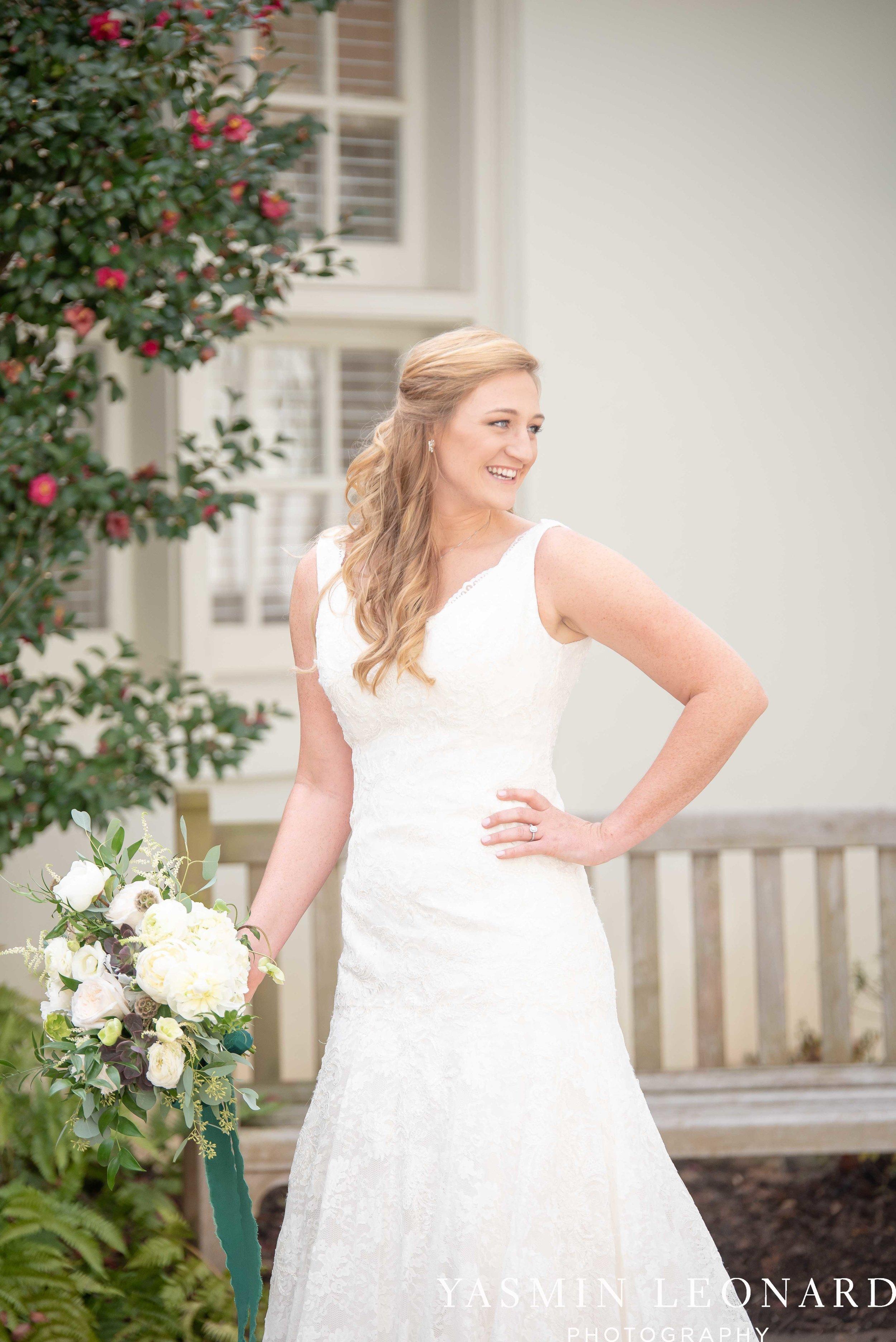Barn at Reynolda Village - Winston Salem Wedding - White and Green Wedding - NC Wedding - NC Barns - Yasmin Leonard Photography-16.jpg