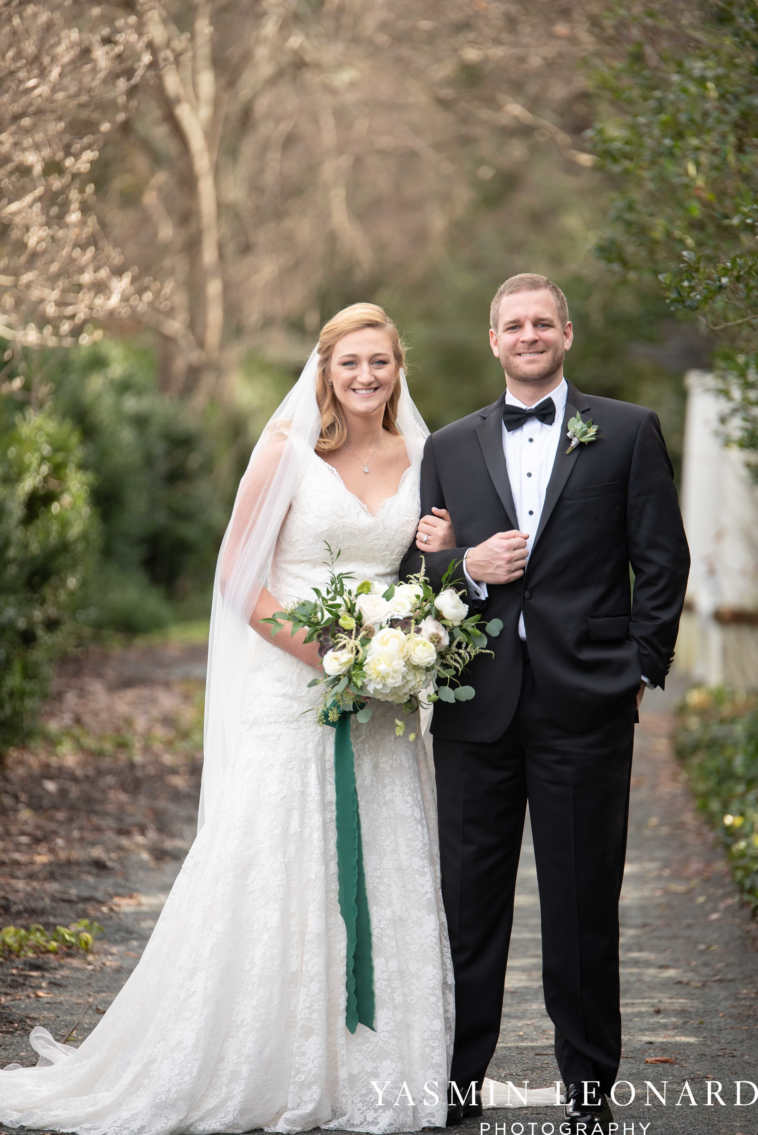 Barn at Reynolda Village - Winston Salem Wedding - White and Green Wedding - NC Wedding - NC Barns - Yasmin Leonard Photography-23.jpg