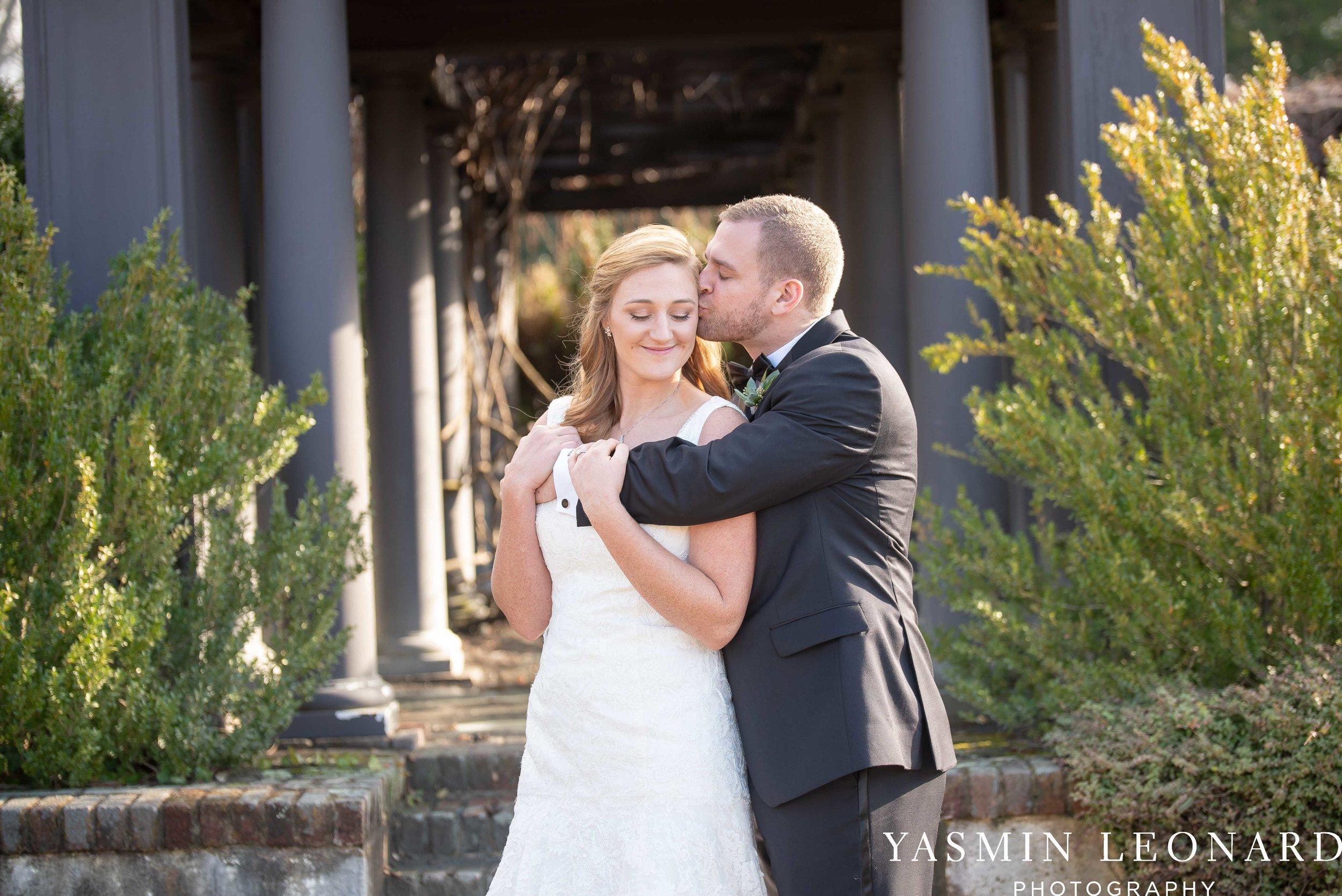 Barn at Reynolda Village - Winston Salem Wedding - White and Green Wedding - NC Wedding - NC Barns - Yasmin Leonard Photography-31.jpg