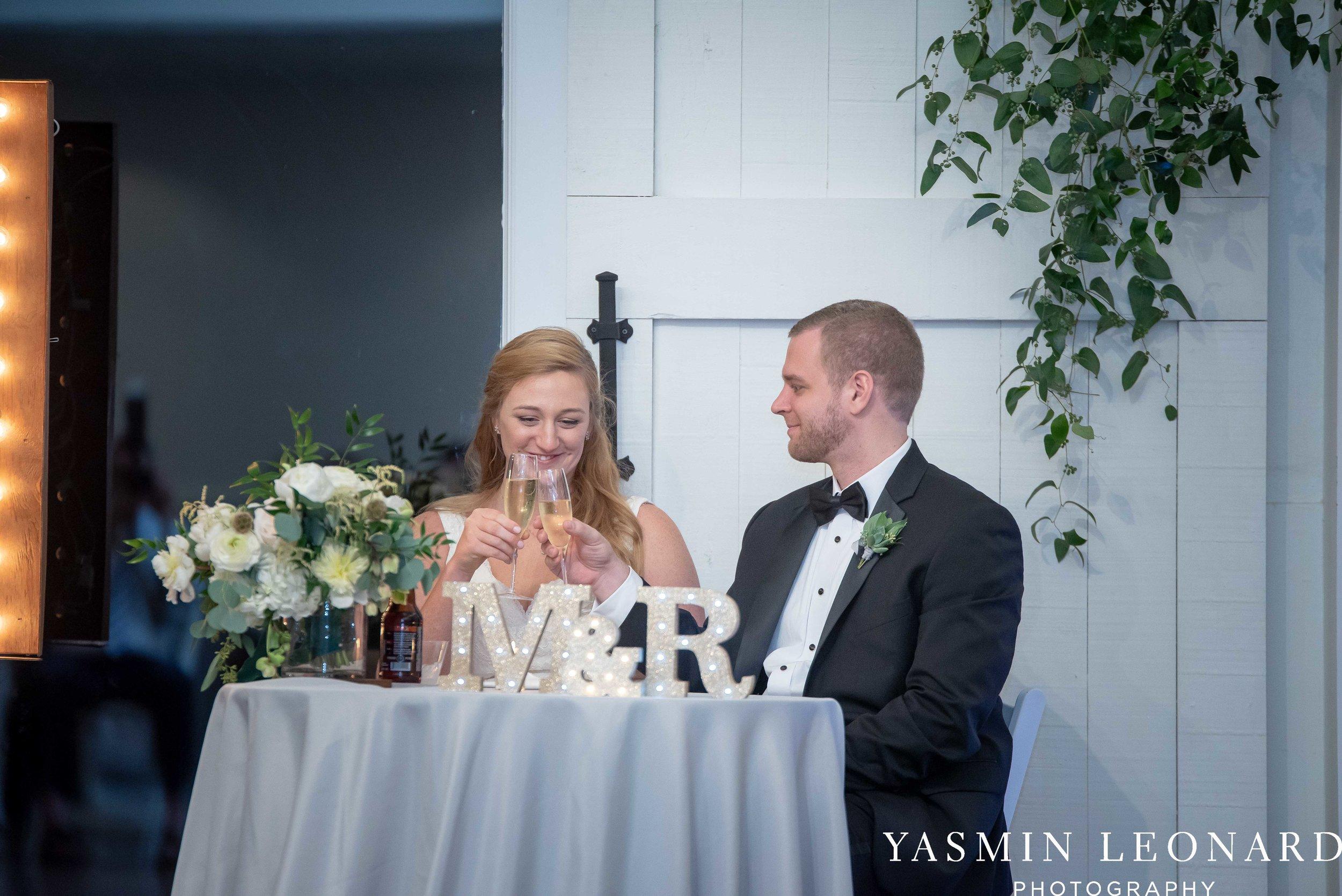 Barn at Reynolda Village - Winston Salem Wedding - White and Green Wedding - NC Wedding - NC Barns - Yasmin Leonard Photography-76.jpg