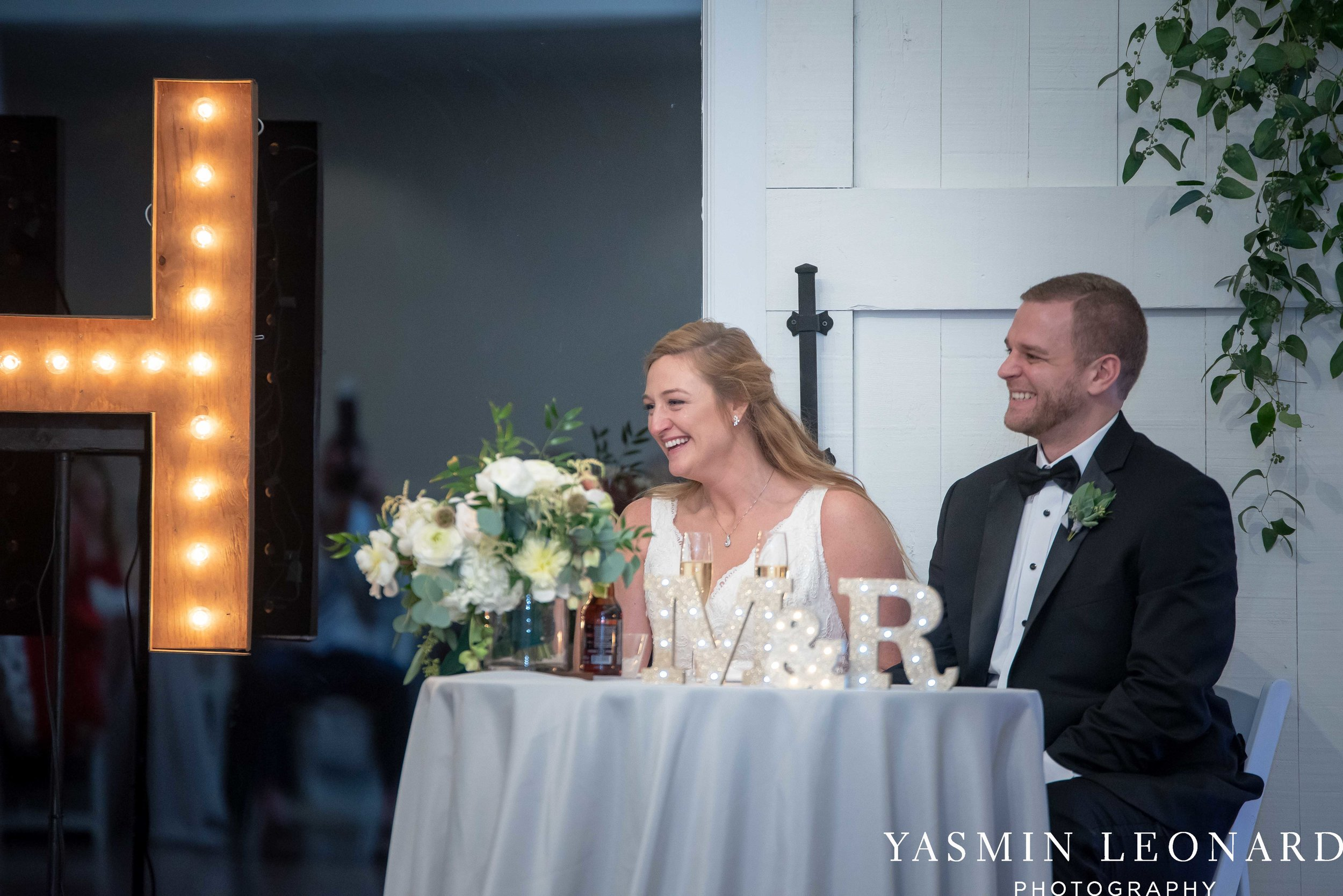 Barn at Reynolda Village - Winston Salem Wedding - White and Green Wedding - NC Wedding - NC Barns - Yasmin Leonard Photography-78.jpg