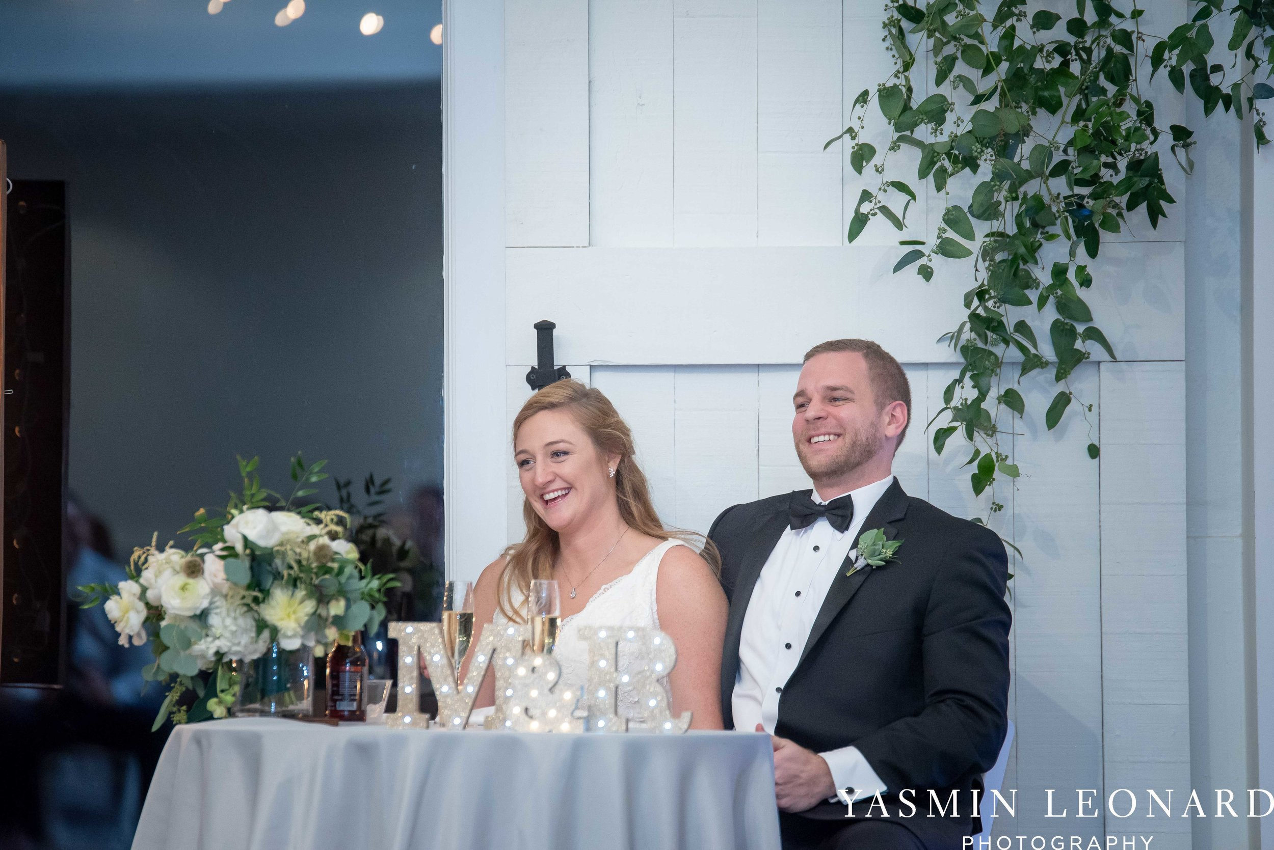 Barn at Reynolda Village - Winston Salem Wedding - White and Green Wedding - NC Wedding - NC Barns - Yasmin Leonard Photography-82.jpg