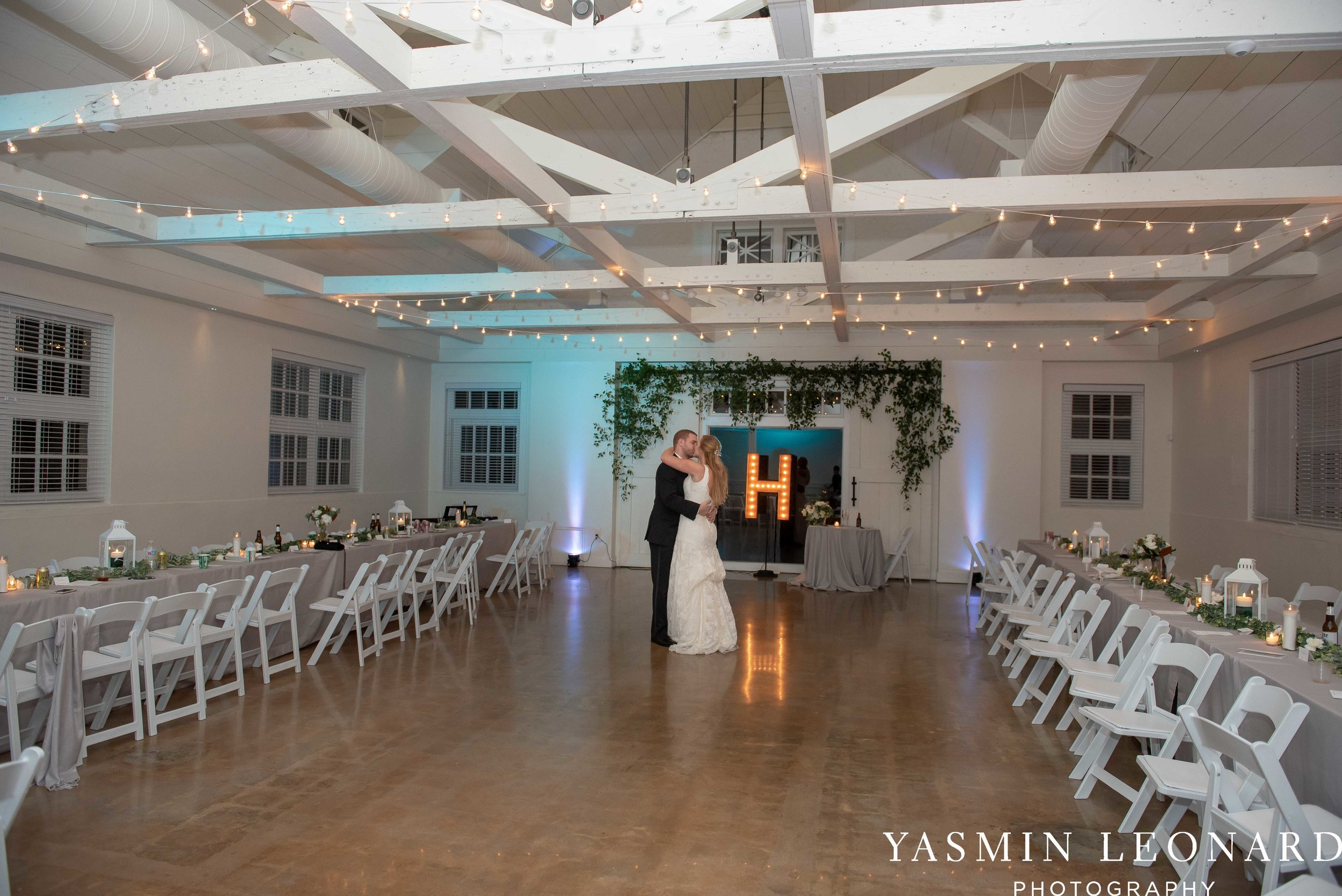 Barn at Reynolda Village - Winston Salem Wedding - White and Green Wedding - NC Wedding - NC Barns - Yasmin Leonard Photography-105.jpg