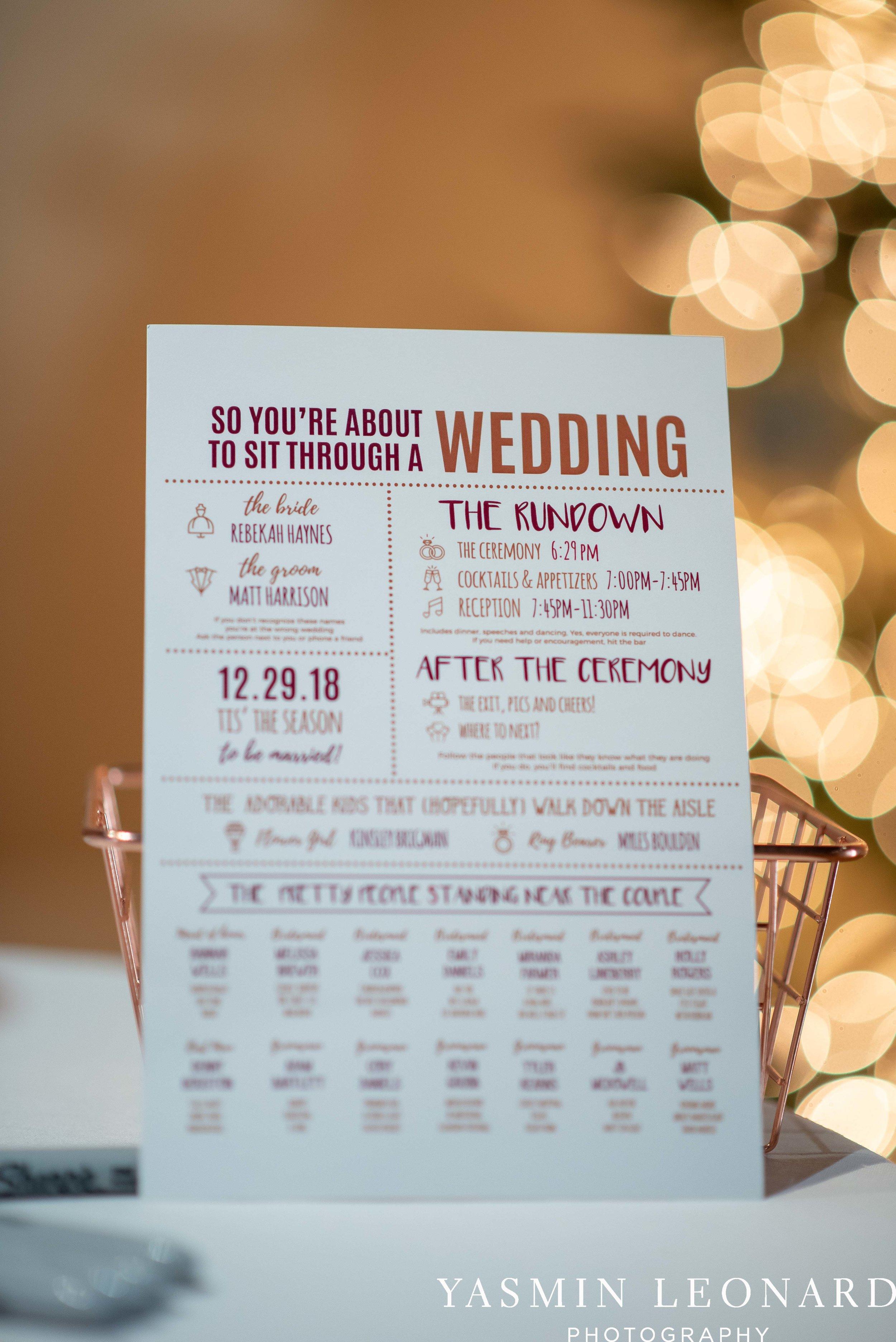 Rebekah and Matt - 105 Worth Event Centre - Yasmin Leonard Photography - Asheboro Wedding - NC Wedding - High Point Weddings - Triad Weddings - Winter Wedding-4.jpg