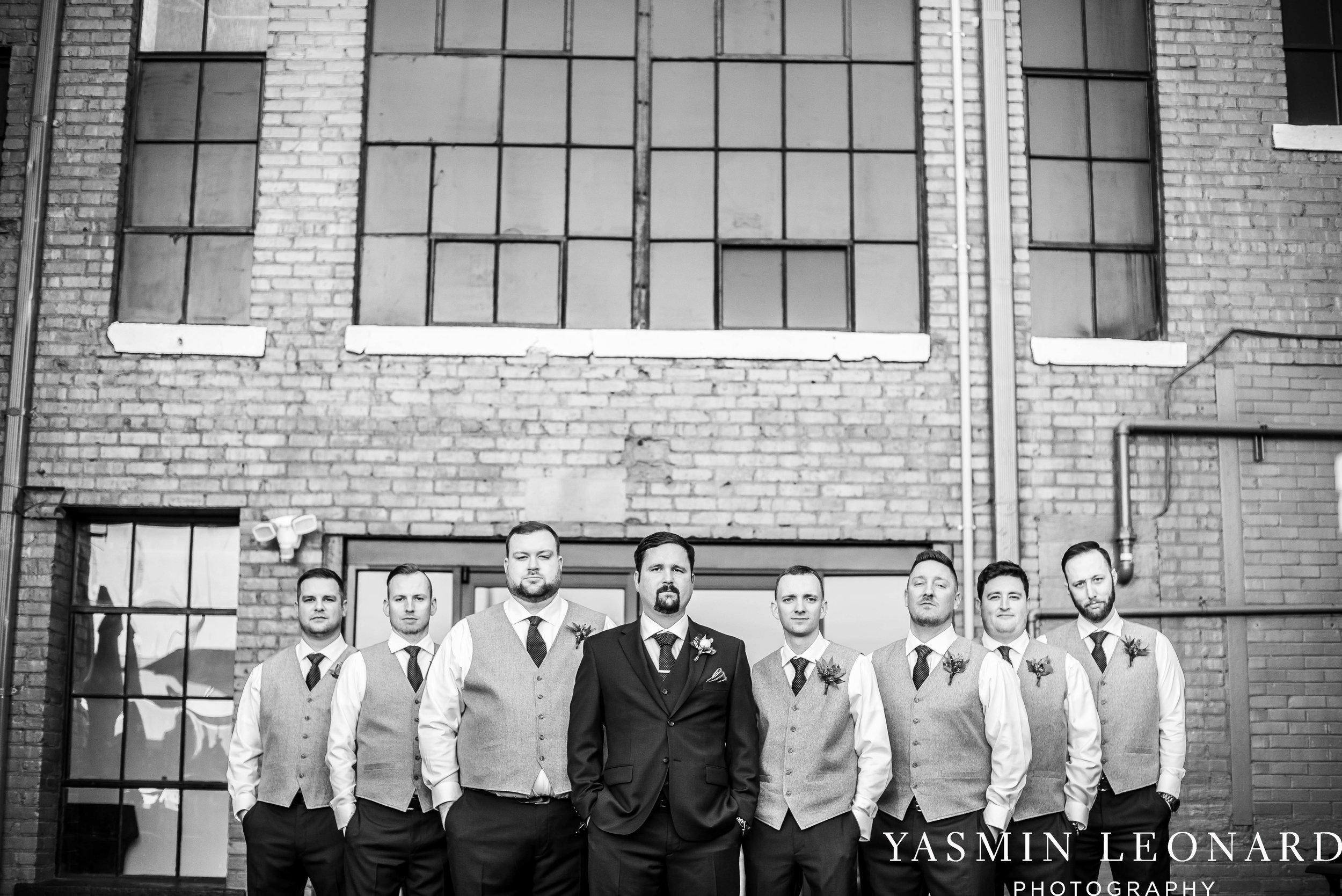 Rebekah and Matt - 105 Worth Event Centre - Yasmin Leonard Photography - Asheboro Wedding - NC Wedding - High Point Weddings - Triad Weddings - Winter Wedding-8.jpg