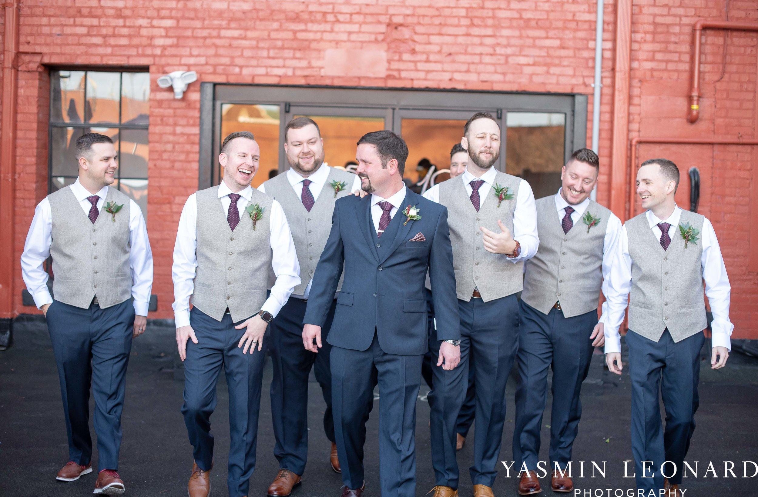 Rebekah and Matt - 105 Worth Event Centre - Yasmin Leonard Photography - Asheboro Wedding - NC Wedding - High Point Weddings - Triad Weddings - Winter Wedding-9.jpg