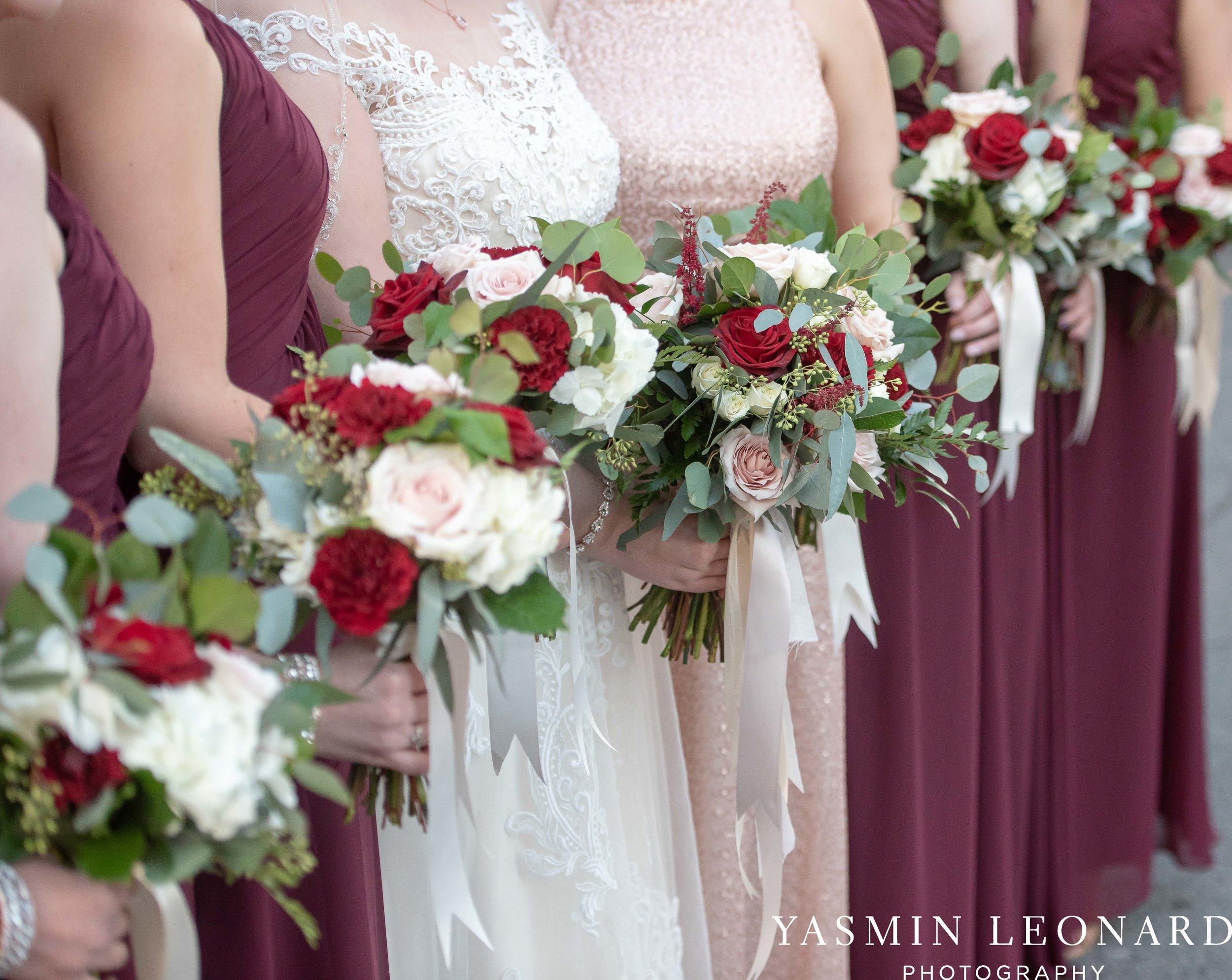 Rebekah and Matt - 105 Worth Event Centre - Yasmin Leonard Photography - Asheboro Wedding - NC Wedding - High Point Weddings - Triad Weddings - Winter Wedding-16.jpg