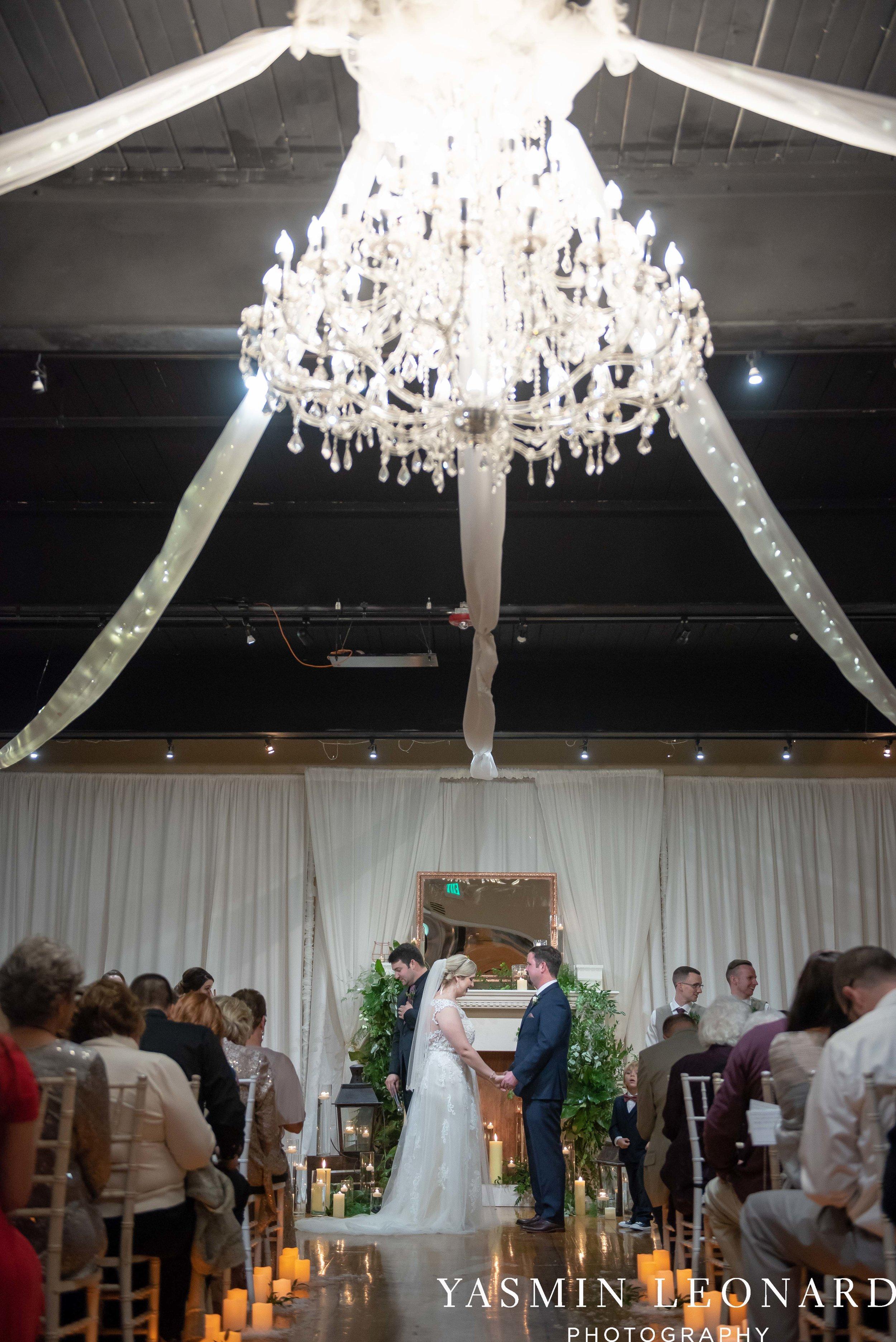 Rebekah and Matt - 105 Worth Event Centre - Yasmin Leonard Photography - Asheboro Wedding - NC Wedding - High Point Weddings - Triad Weddings - Winter Wedding-28.jpg