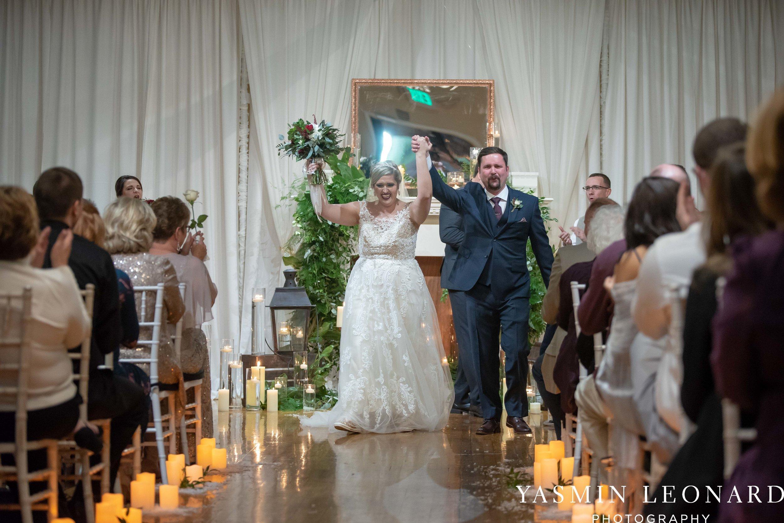 Rebekah and Matt - 105 Worth Event Centre - Yasmin Leonard Photography - Asheboro Wedding - NC Wedding - High Point Weddings - Triad Weddings - Winter Wedding-30.jpg