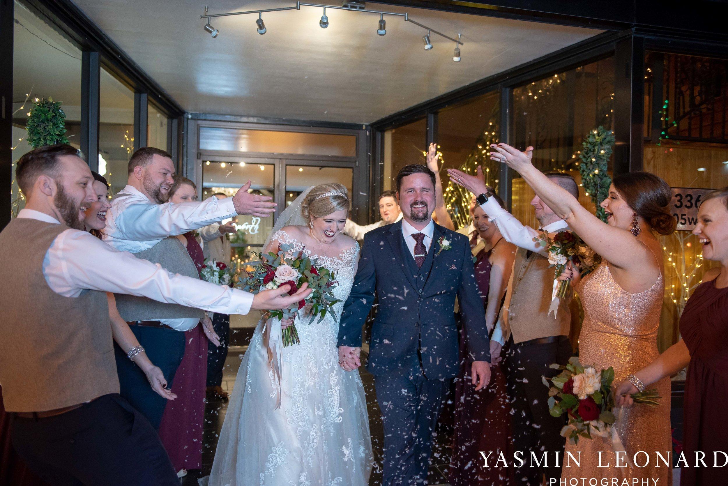 Rebekah and Matt - 105 Worth Event Centre - Yasmin Leonard Photography - Asheboro Wedding - NC Wedding - High Point Weddings - Triad Weddings - Winter Wedding-36.jpg