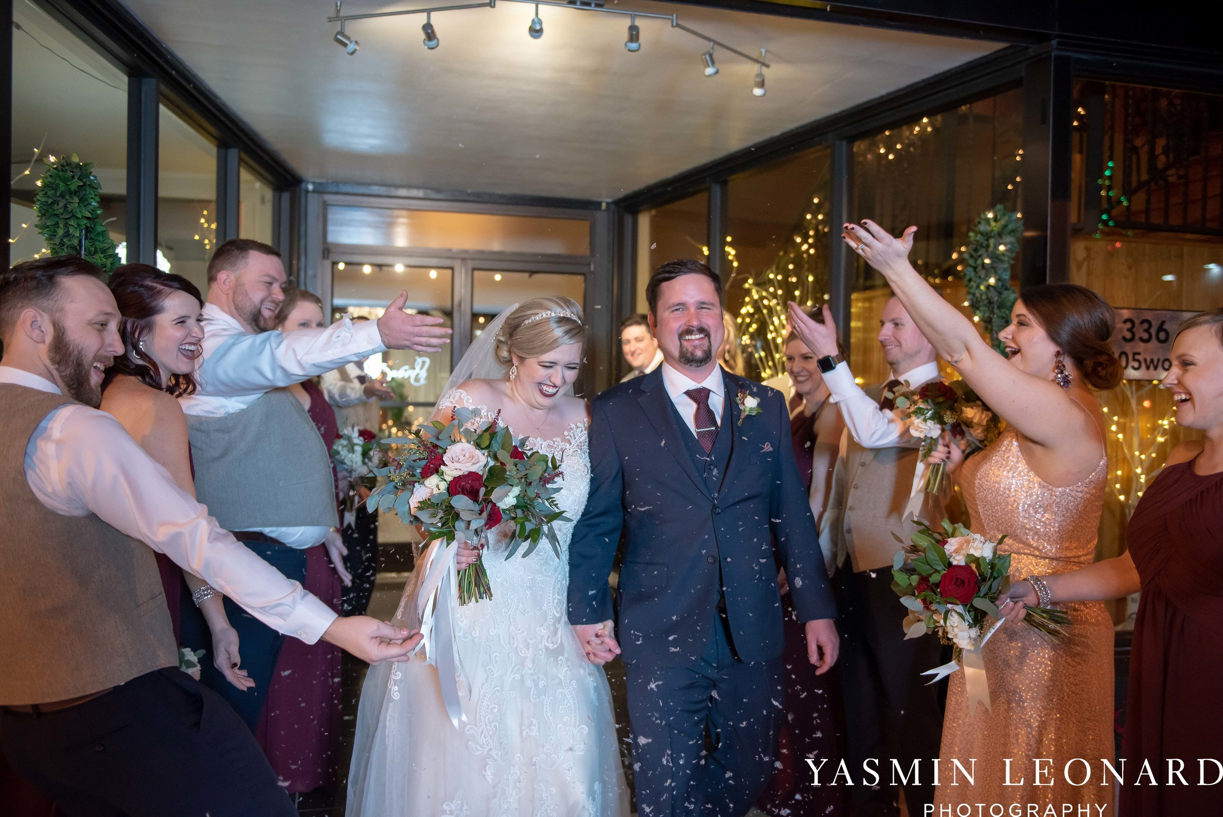 Rebekah and Matt - 105 Worth Event Centre - Yasmin Leonard Photography - Asheboro Wedding - NC Wedding - High Point Weddings - Triad Weddings - Winter Wedding-37.jpg