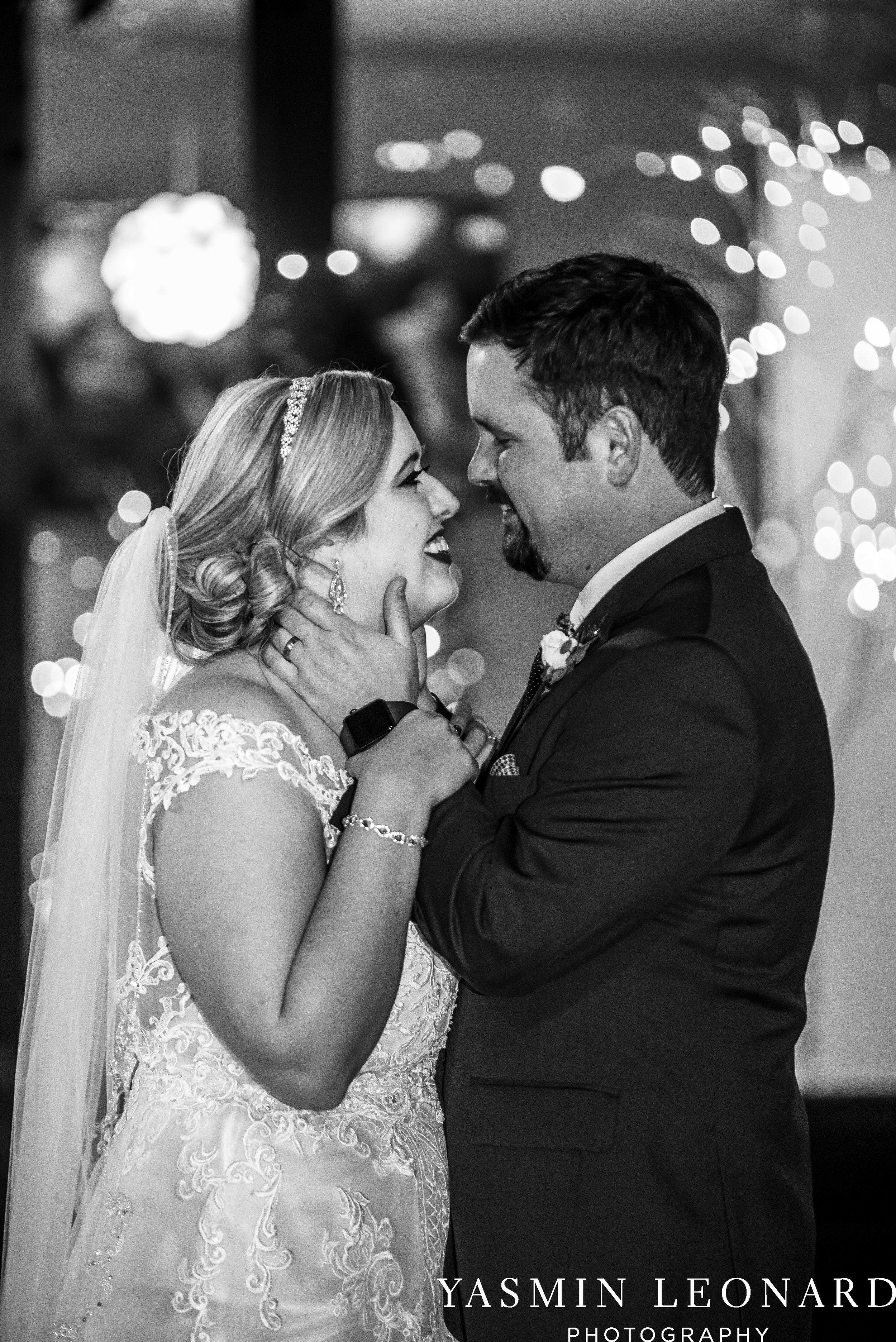 Rebekah and Matt - 105 Worth Event Centre - Yasmin Leonard Photography - Asheboro Wedding - NC Wedding - High Point Weddings - Triad Weddings - Winter Wedding-40.jpg