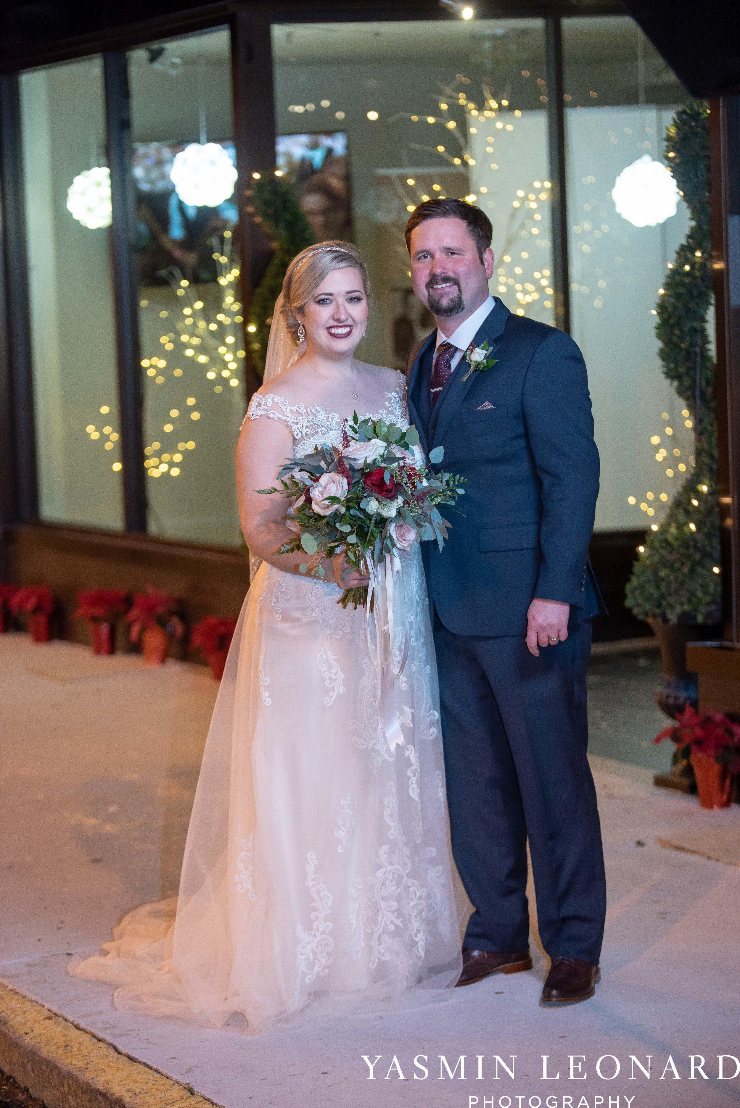 Rebekah and Matt - 105 Worth Event Centre - Yasmin Leonard Photography - Asheboro Wedding - NC Wedding - High Point Weddings - Triad Weddings - Winter Wedding-42.jpg
