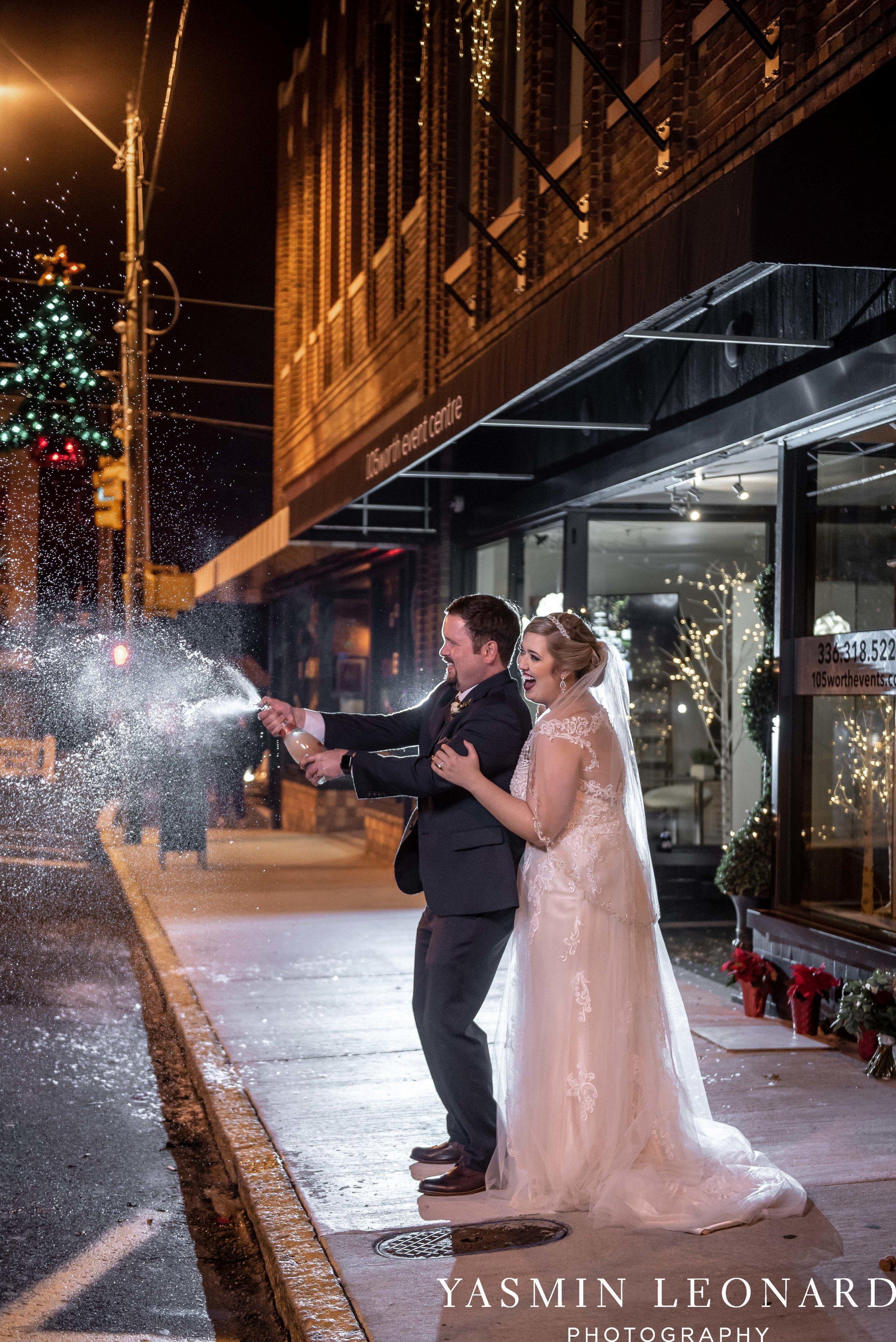 Rebekah and Matt - 105 Worth Event Centre - Yasmin Leonard Photography - Asheboro Wedding - NC Wedding - High Point Weddings - Triad Weddings - Winter Wedding-43.jpg