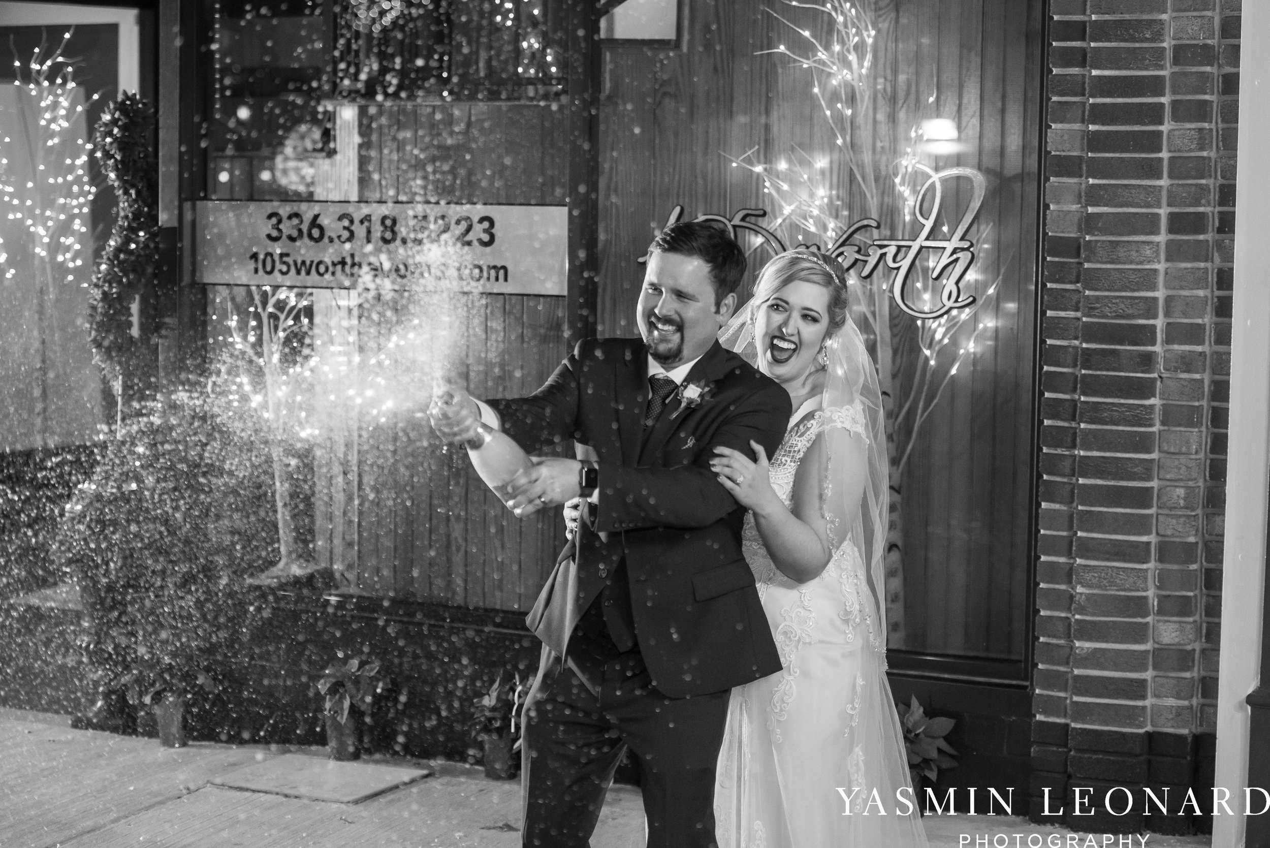 Rebekah and Matt - 105 Worth Event Centre - Yasmin Leonard Photography - Asheboro Wedding - NC Wedding - High Point Weddings - Triad Weddings - Winter Wedding-44.jpg