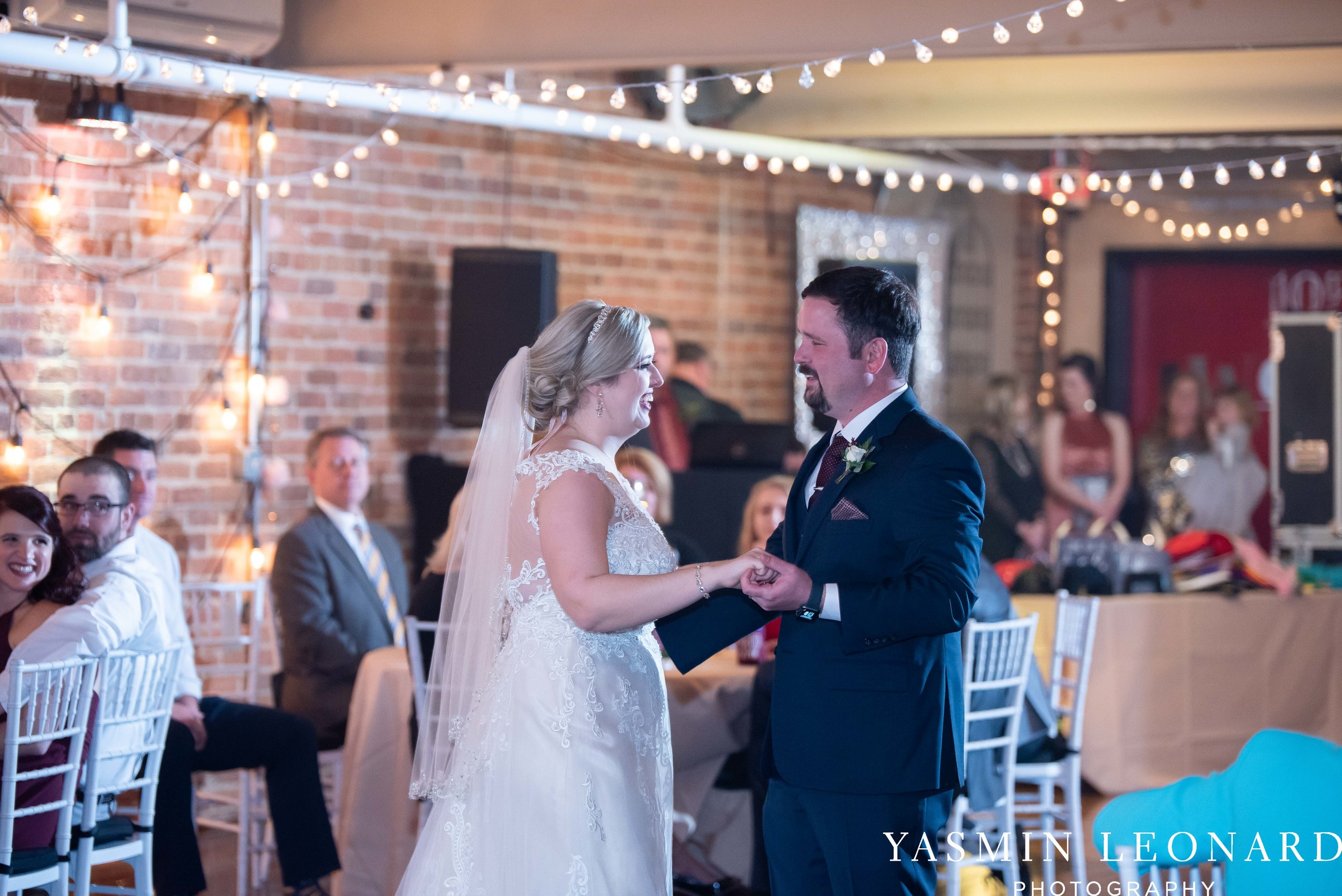 Rebekah and Matt - 105 Worth Event Centre - Yasmin Leonard Photography - Asheboro Wedding - NC Wedding - High Point Weddings - Triad Weddings - Winter Wedding-49.jpg