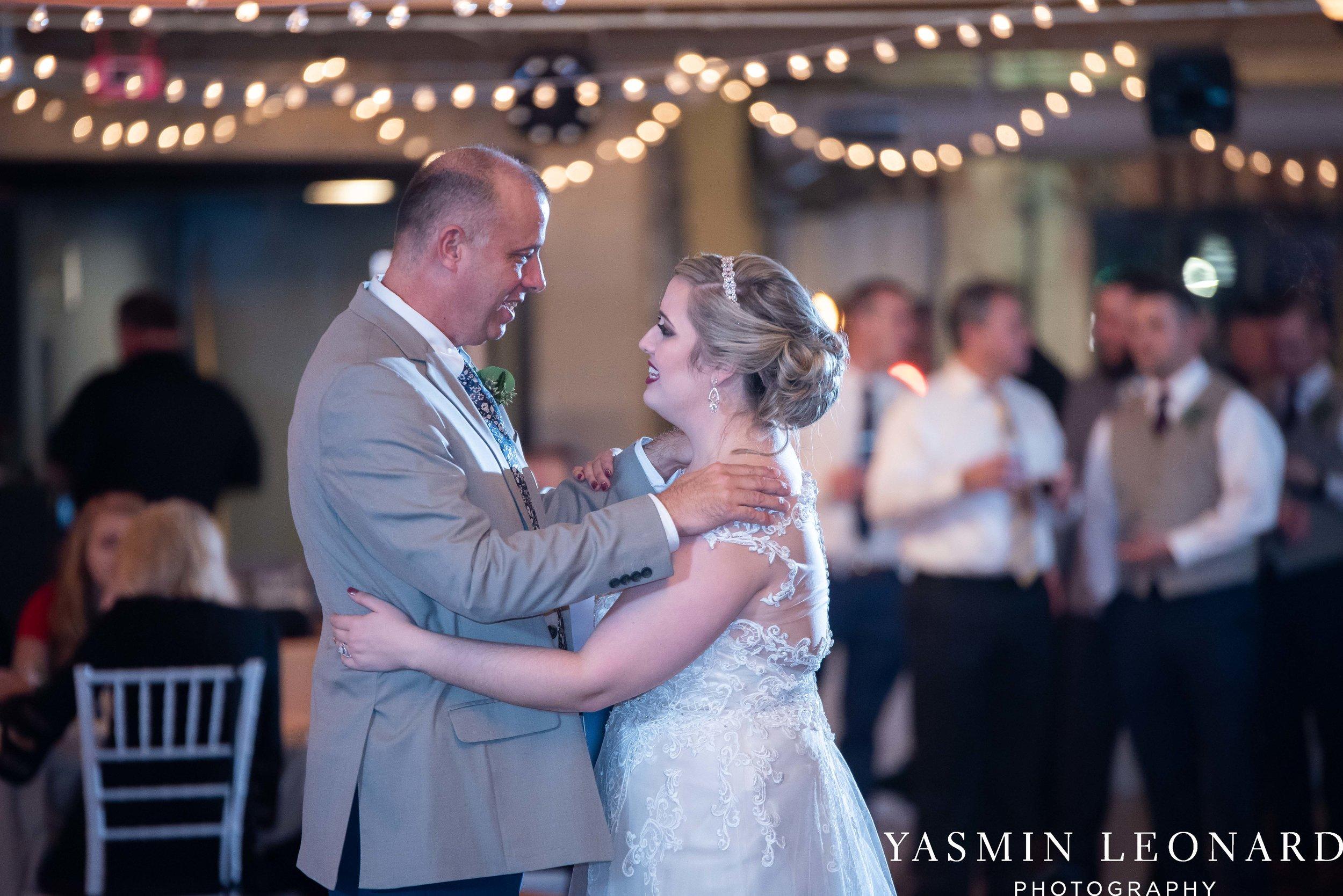 Rebekah and Matt - 105 Worth Event Centre - Yasmin Leonard Photography - Asheboro Wedding - NC Wedding - High Point Weddings - Triad Weddings - Winter Wedding-51.jpg