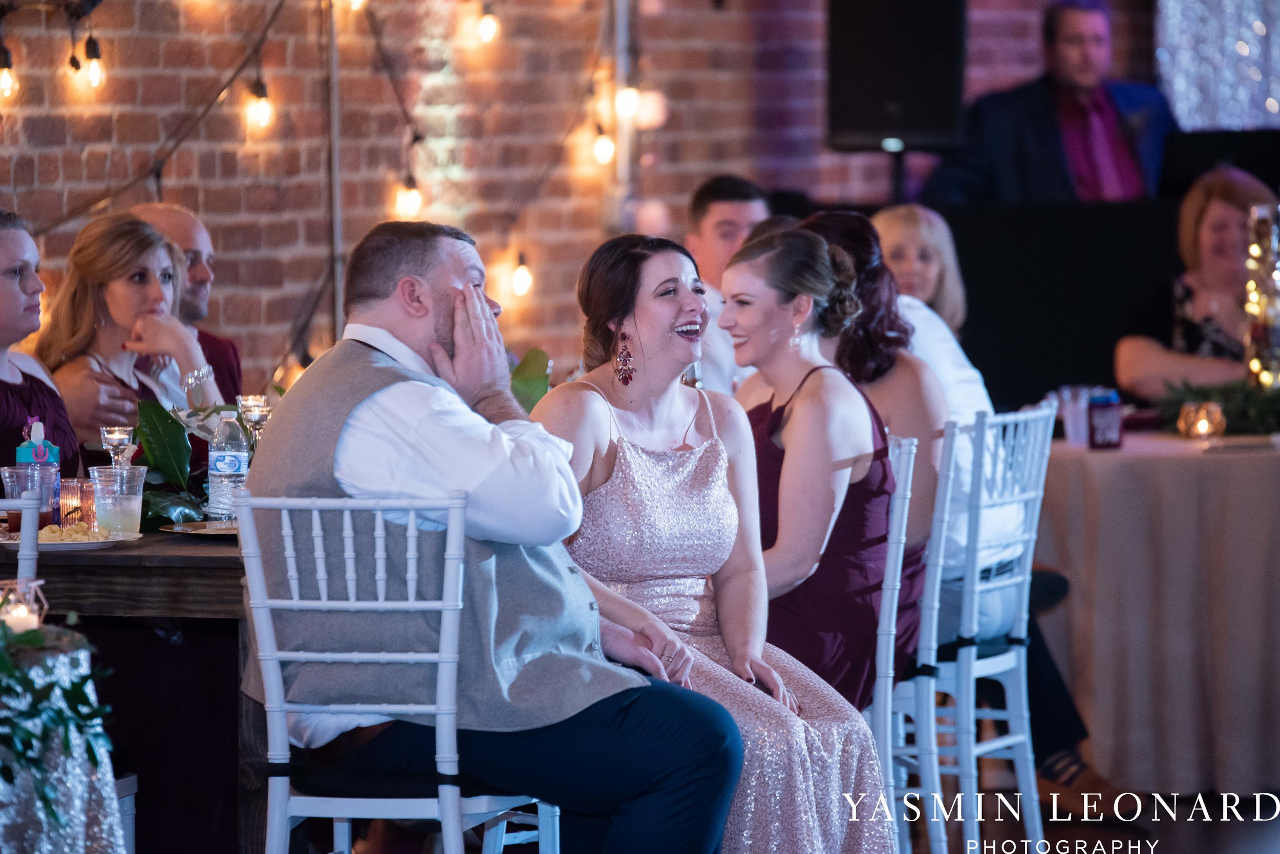 Rebekah and Matt - 105 Worth Event Centre - Yasmin Leonard Photography - Asheboro Wedding - NC Wedding - High Point Weddings - Triad Weddings - Winter Wedding-55.jpg