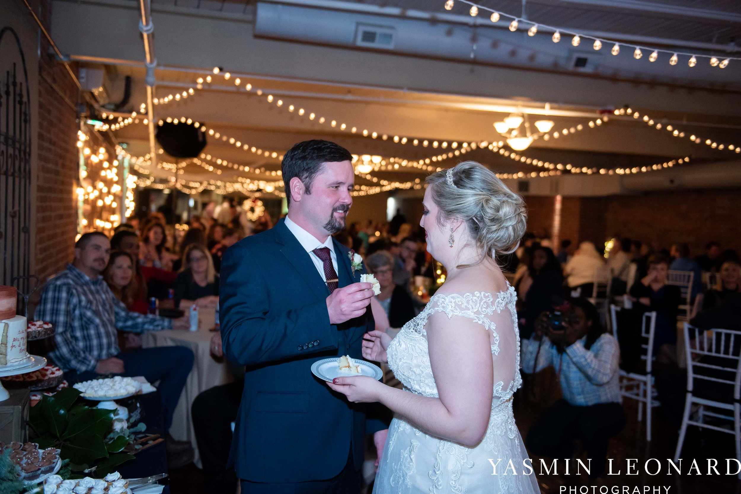 Rebekah and Matt - 105 Worth Event Centre - Yasmin Leonard Photography - Asheboro Wedding - NC Wedding - High Point Weddings - Triad Weddings - Winter Wedding-56.jpg